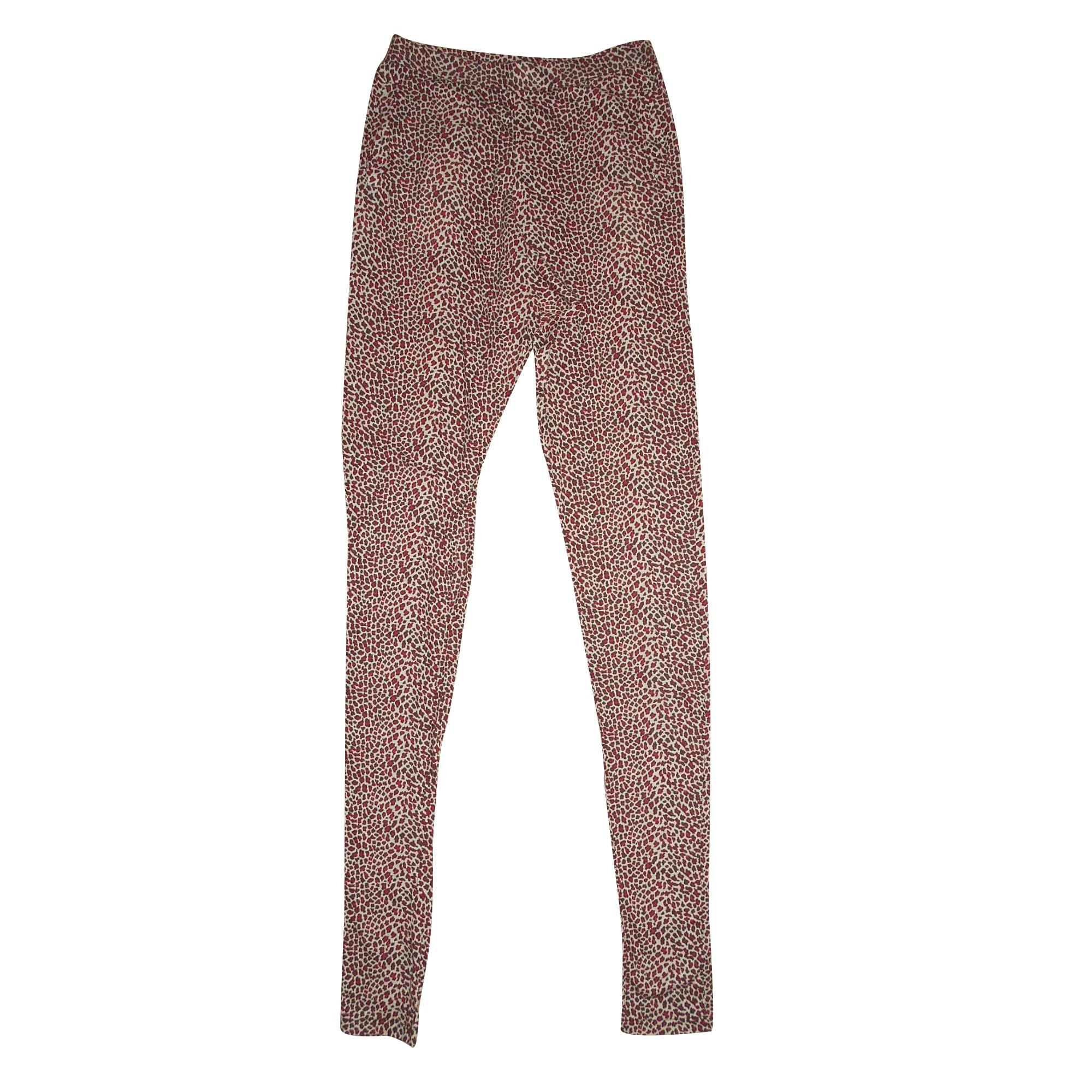 Pantalon slim, cigarette CLAUDIE PIERLOT Multicouleur