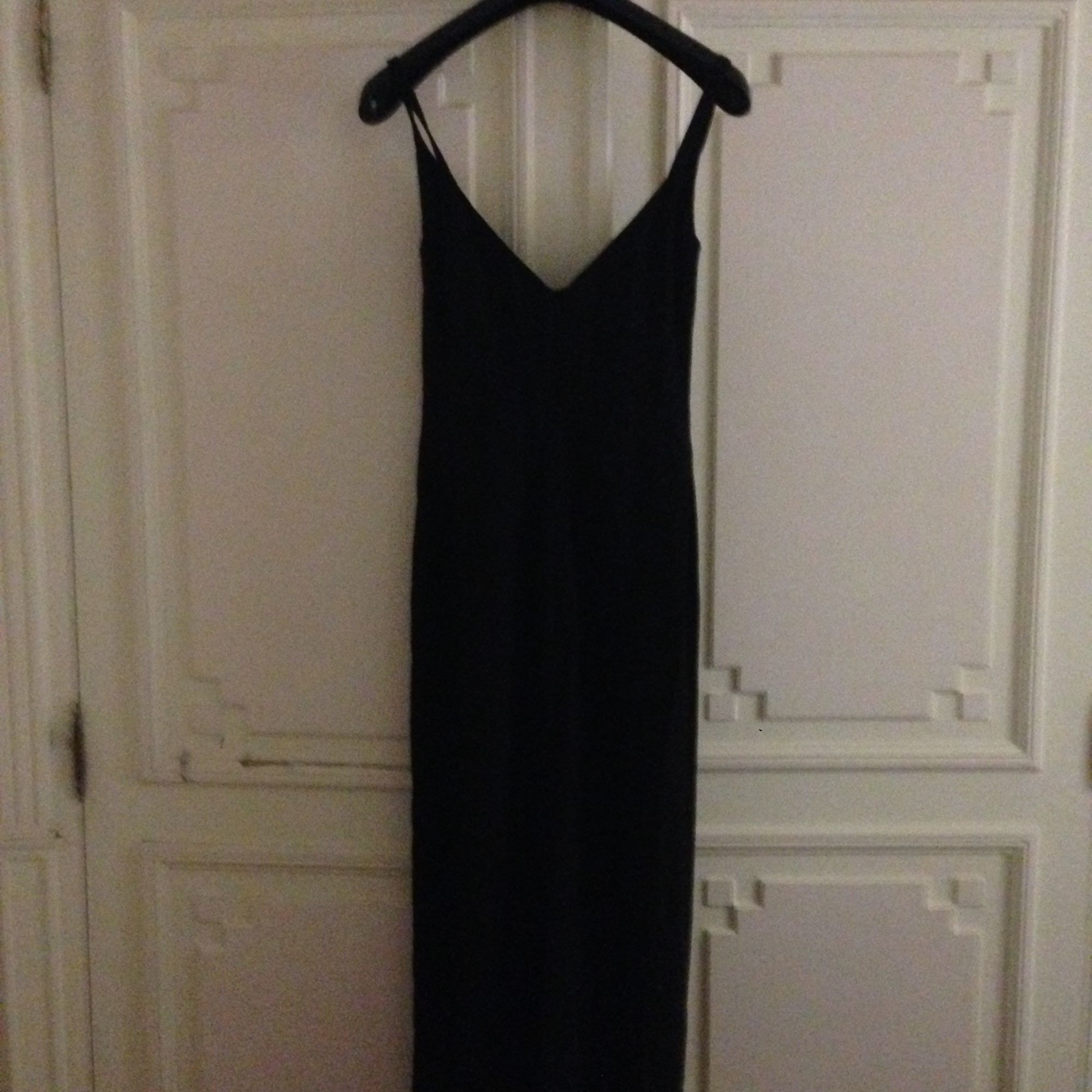 Robe longue GIVENCHY Noir