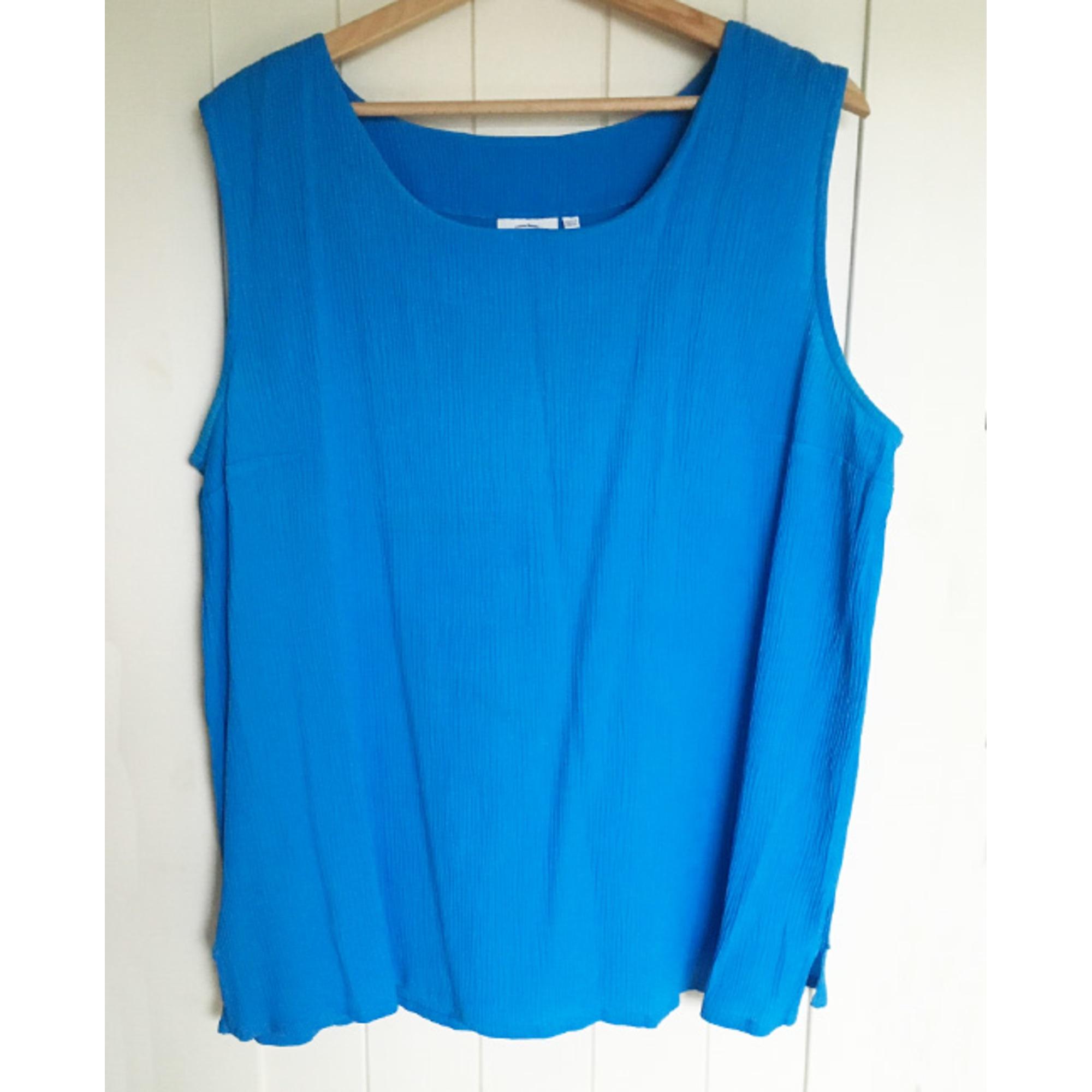Blouse KIABI Bleu, bleu marine, bleu turquoise