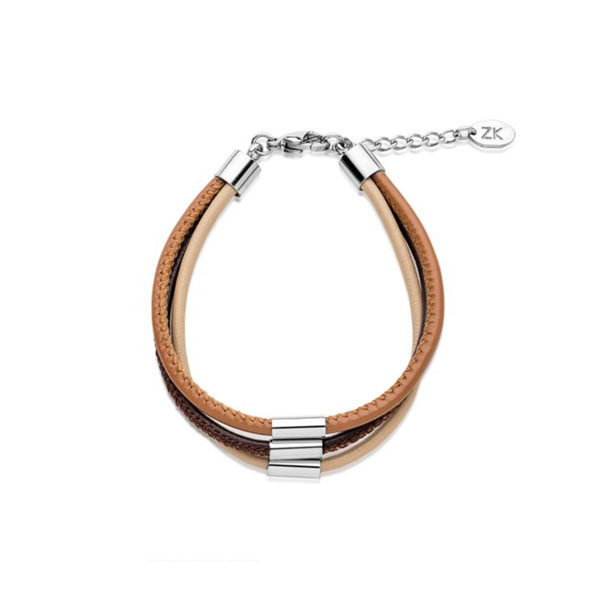 Bracelet ZABOK Marron