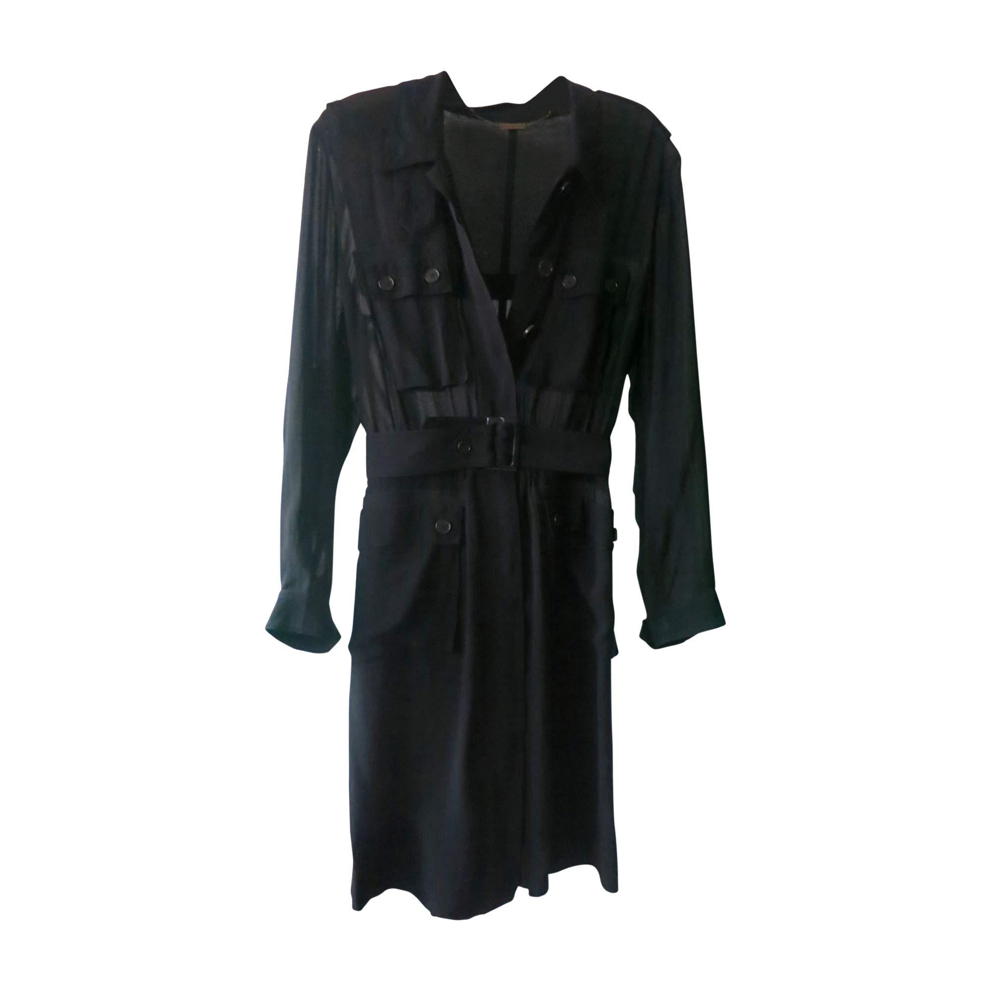 Robe courte BARBARA BUI Noir