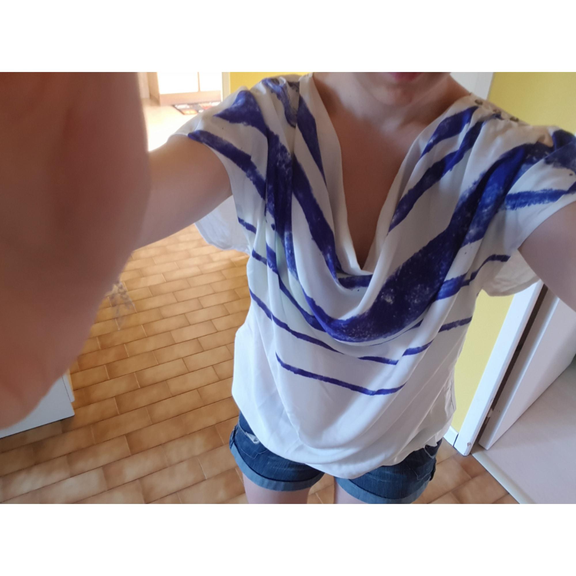 Top, tee-shirt ESPRIT Bleu, bleu marine, bleu turquoise