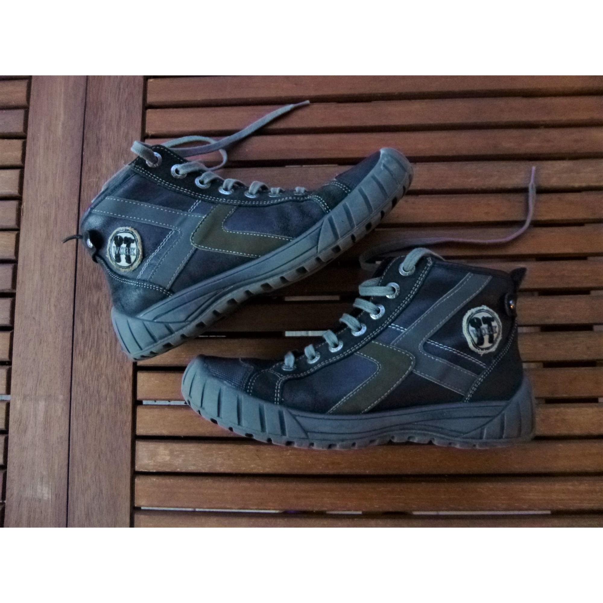 Ankle Boots IMAC Black