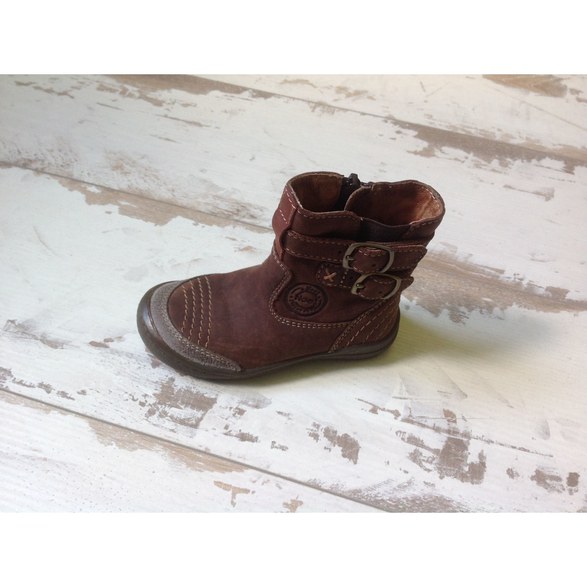 Ankle Boots NOËL Brown