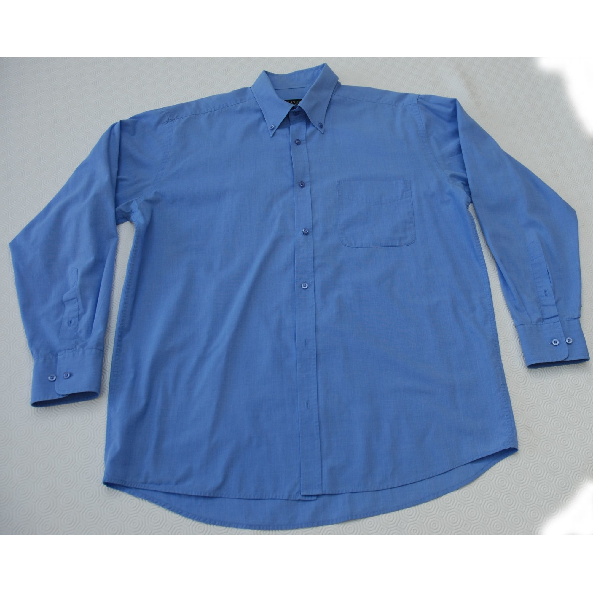Chemise ARMAND THIERY Bleu, bleu marine, bleu turquoise