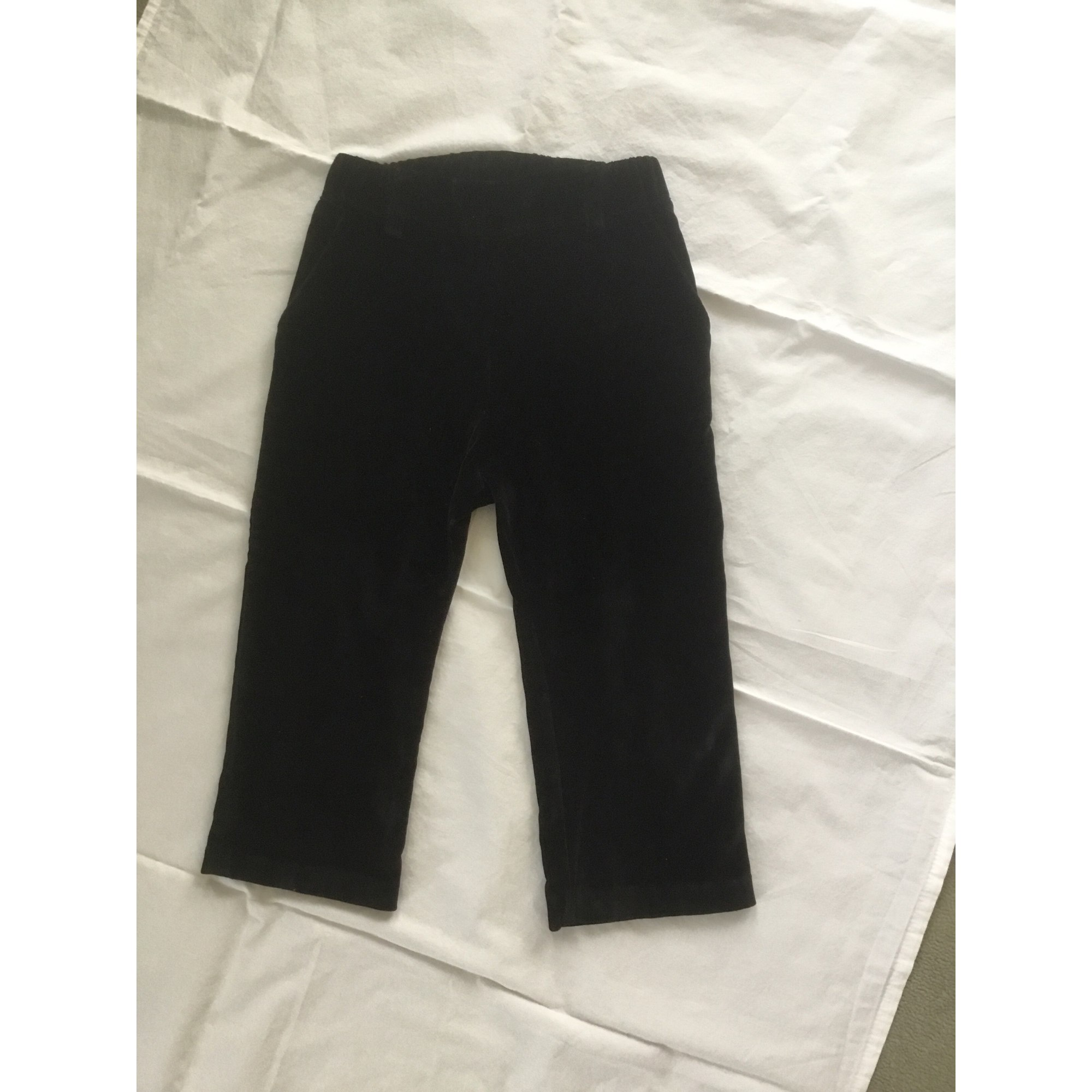 Pants BABY DIOR Black