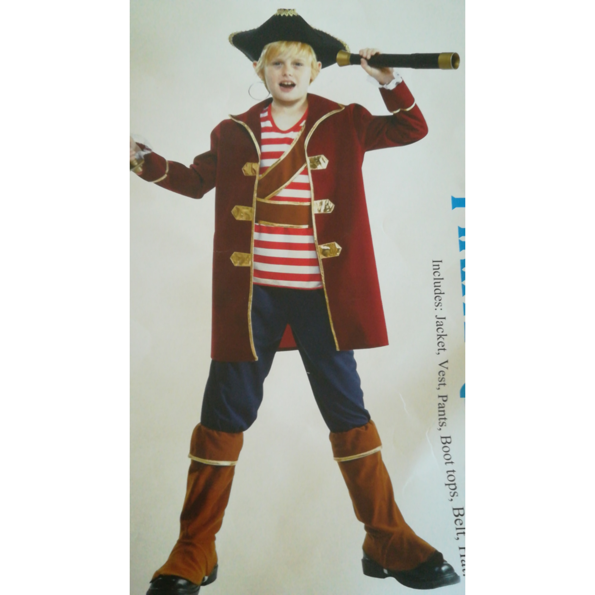 Costume TOPWELL Red, burgundy