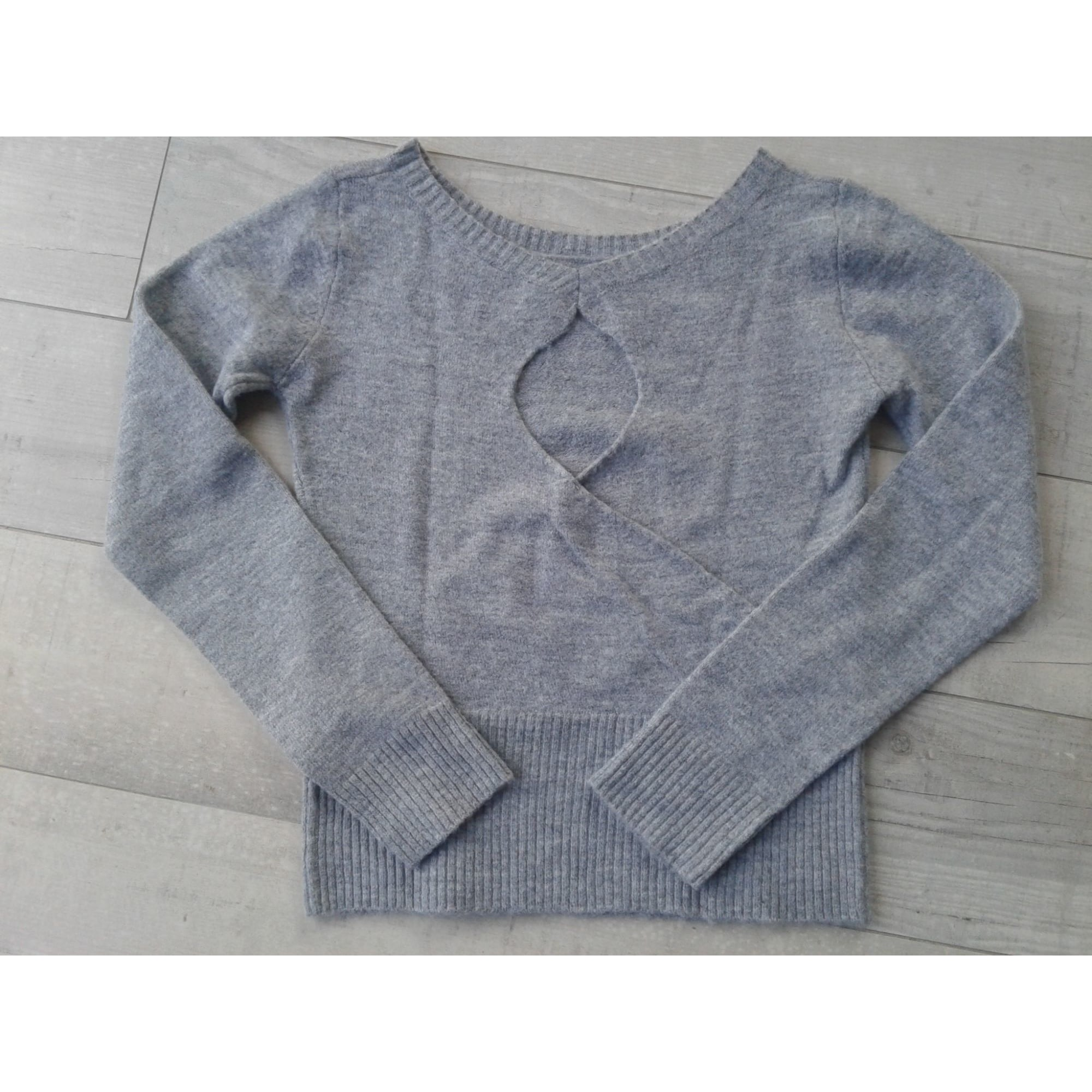 Pull FRACOMINA Gris, anthracite