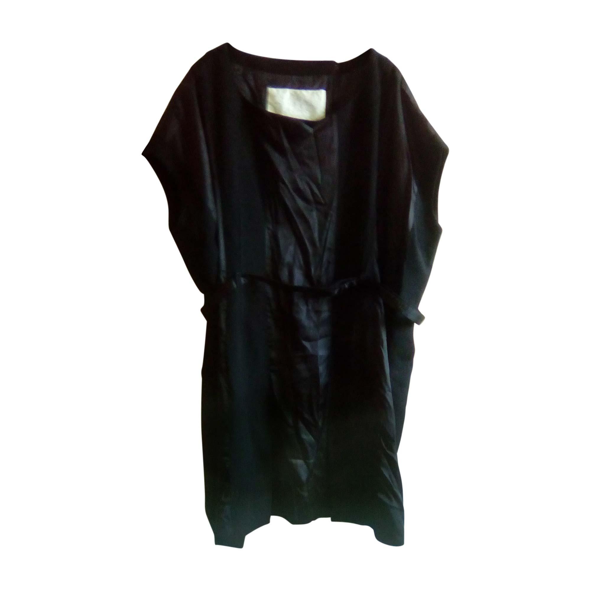 Robe mi-longue MAISON MARTIN MARGIELA Noir