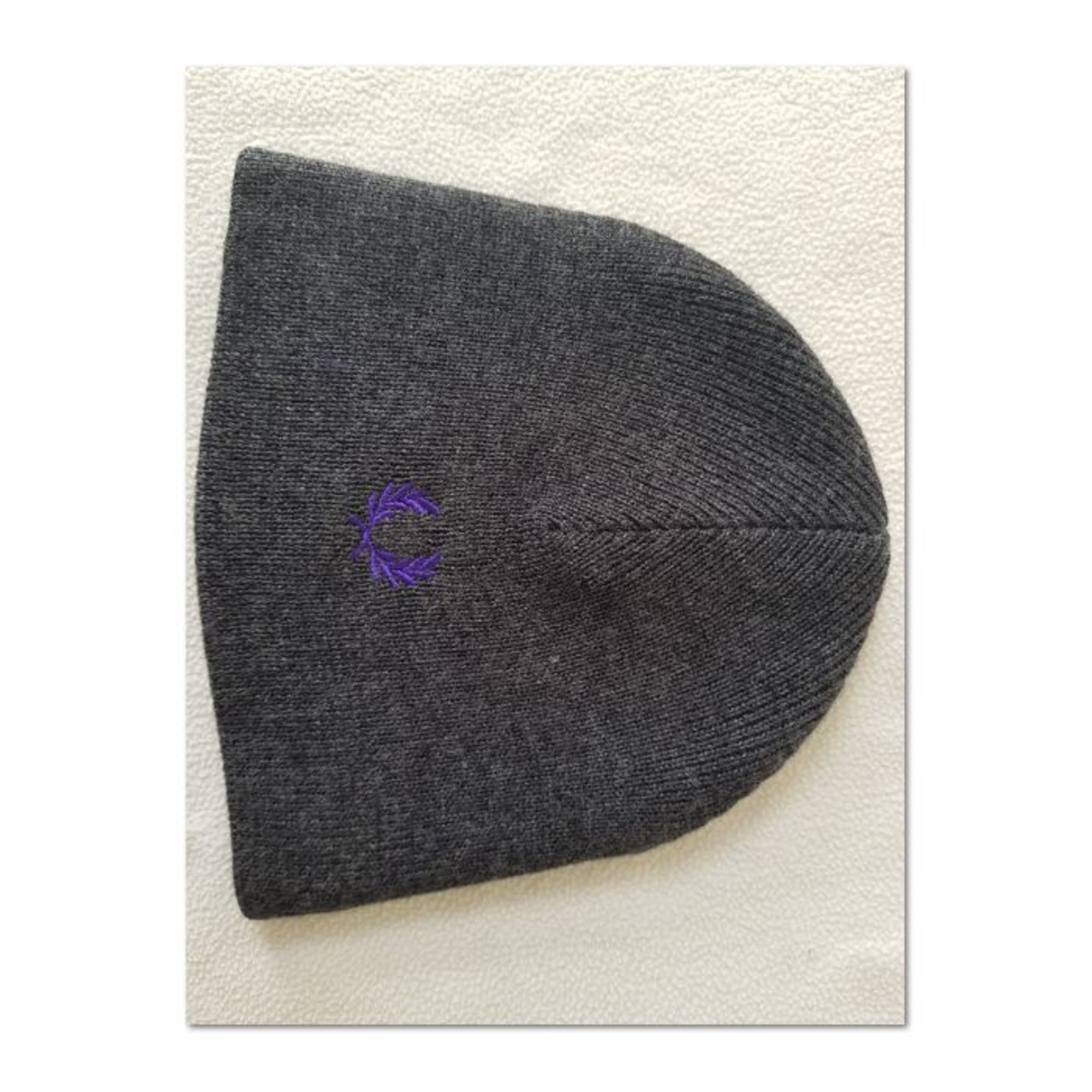 Bonnet FRED PERRY Gris, anthracite