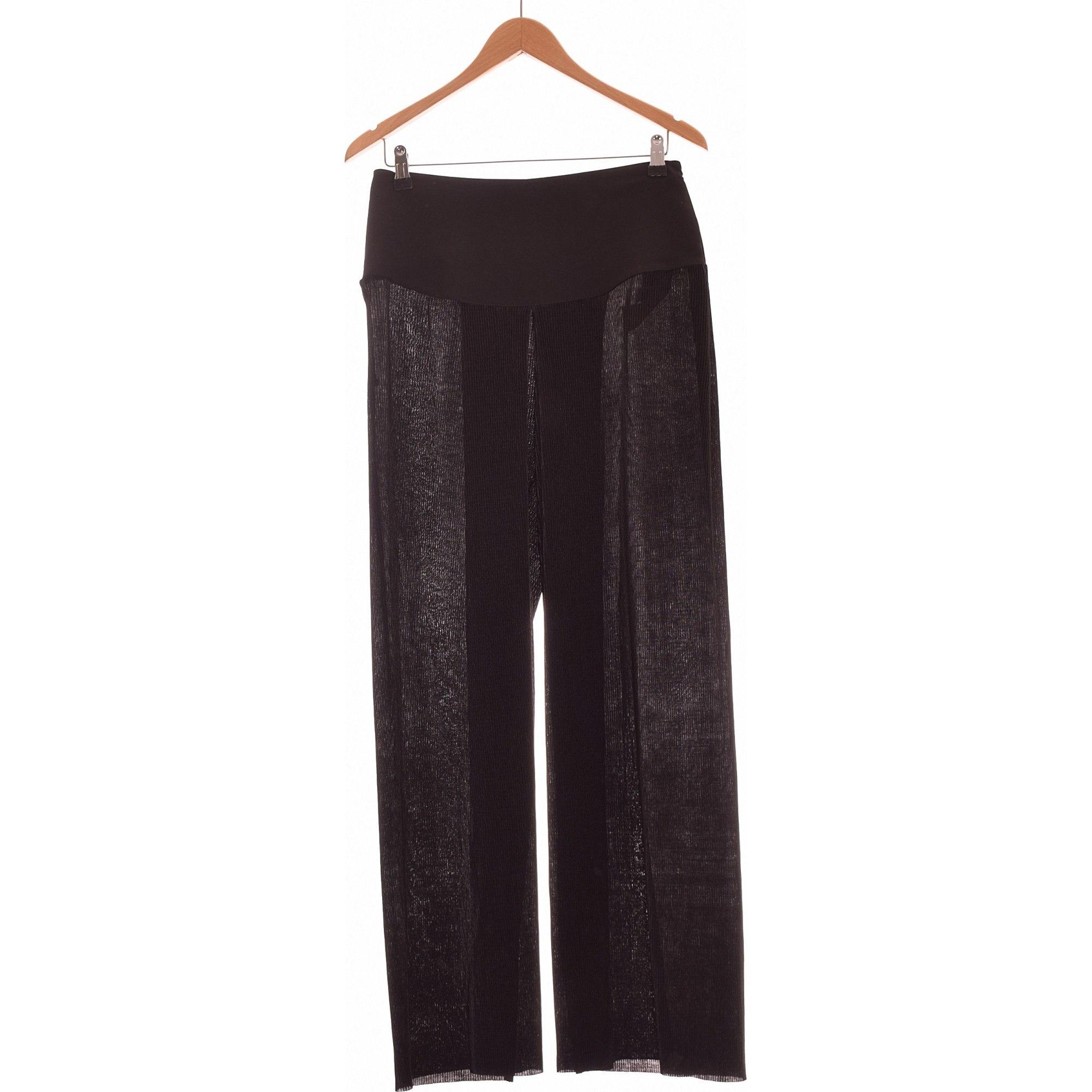 Pantalon droit RINASCIMENTO Noir