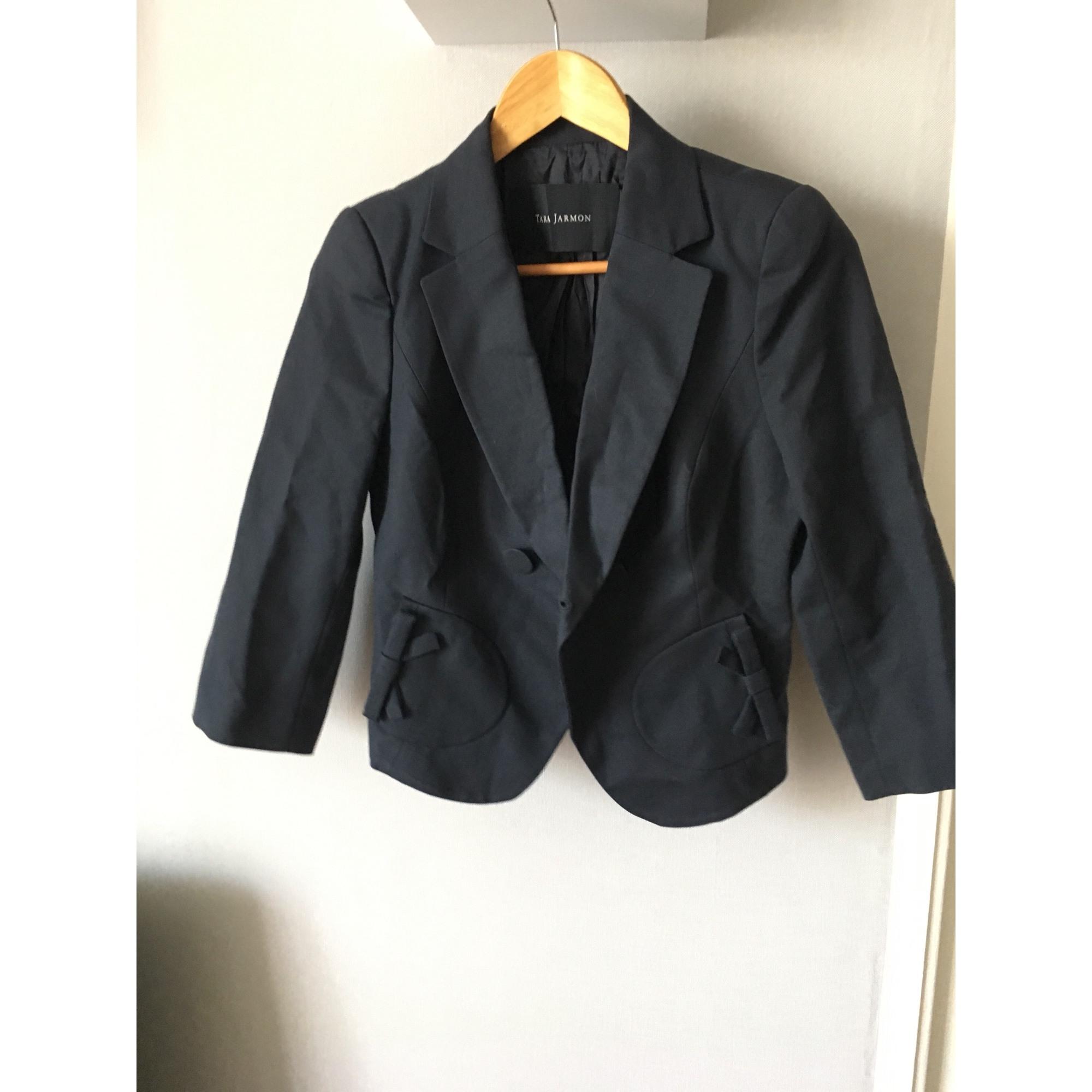 Blazer, veste tailleur TARA JARMON Bleu, bleu marine, bleu turquoise