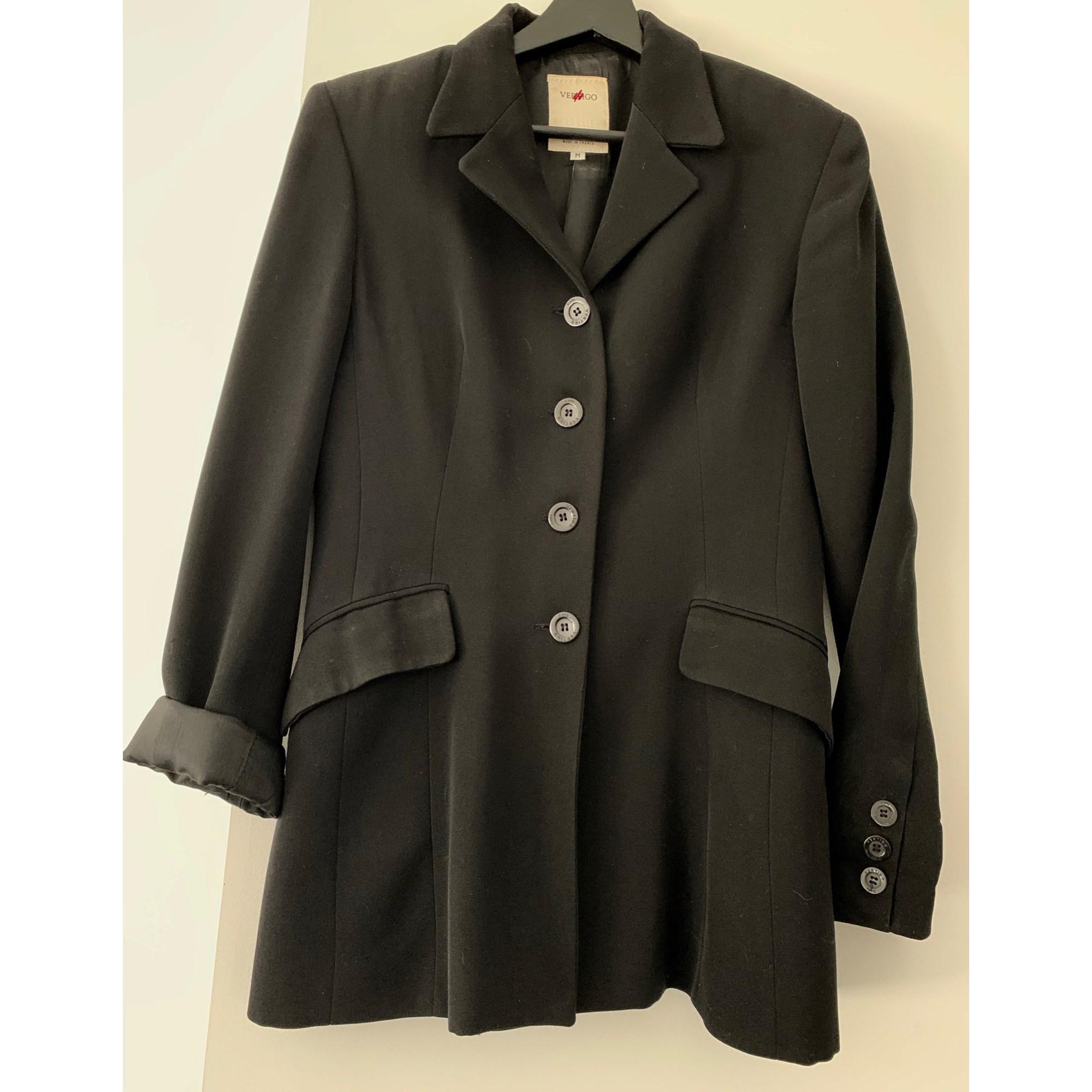 Blazer, veste tailleur VERTIGO Noir