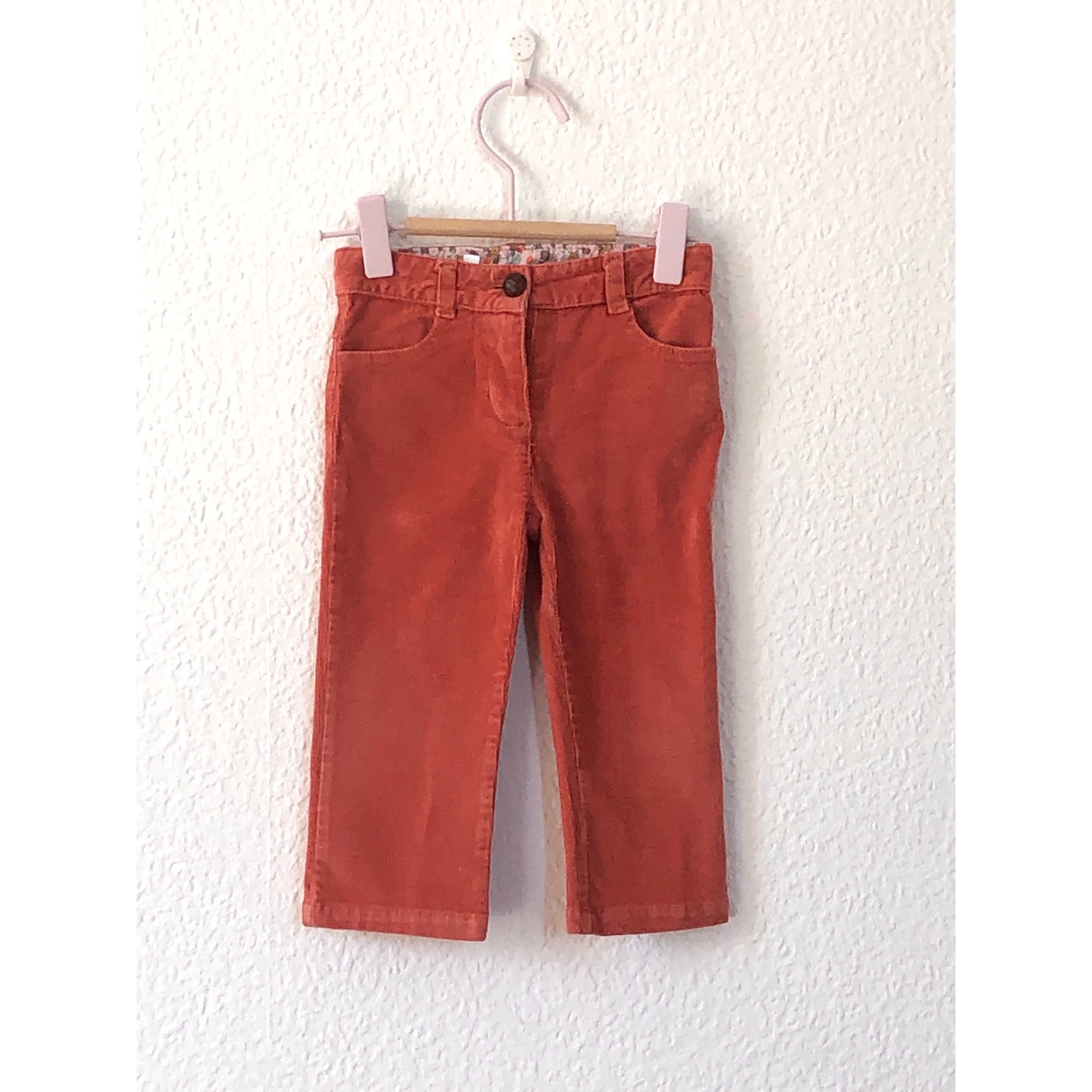 Pantalon JACADI Orange
