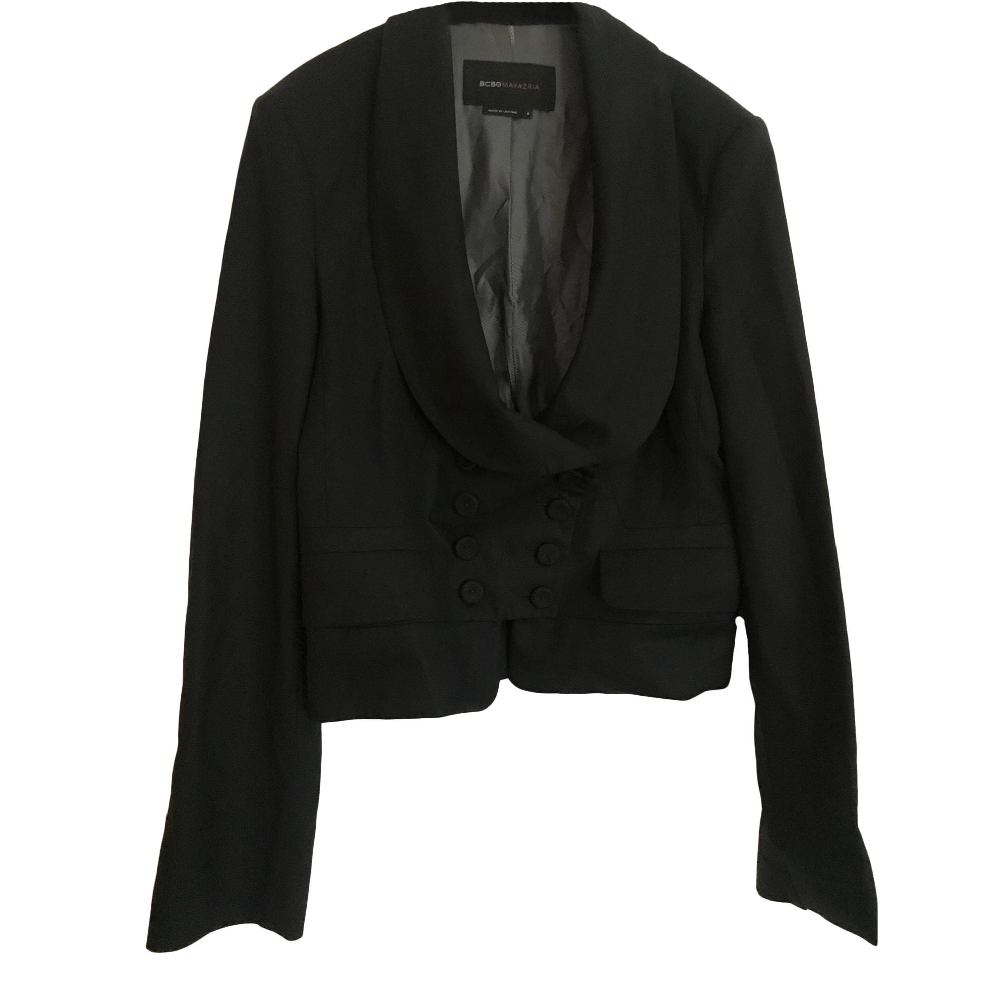 Blazer, veste tailleur BCBG MAX AZRIA Noir