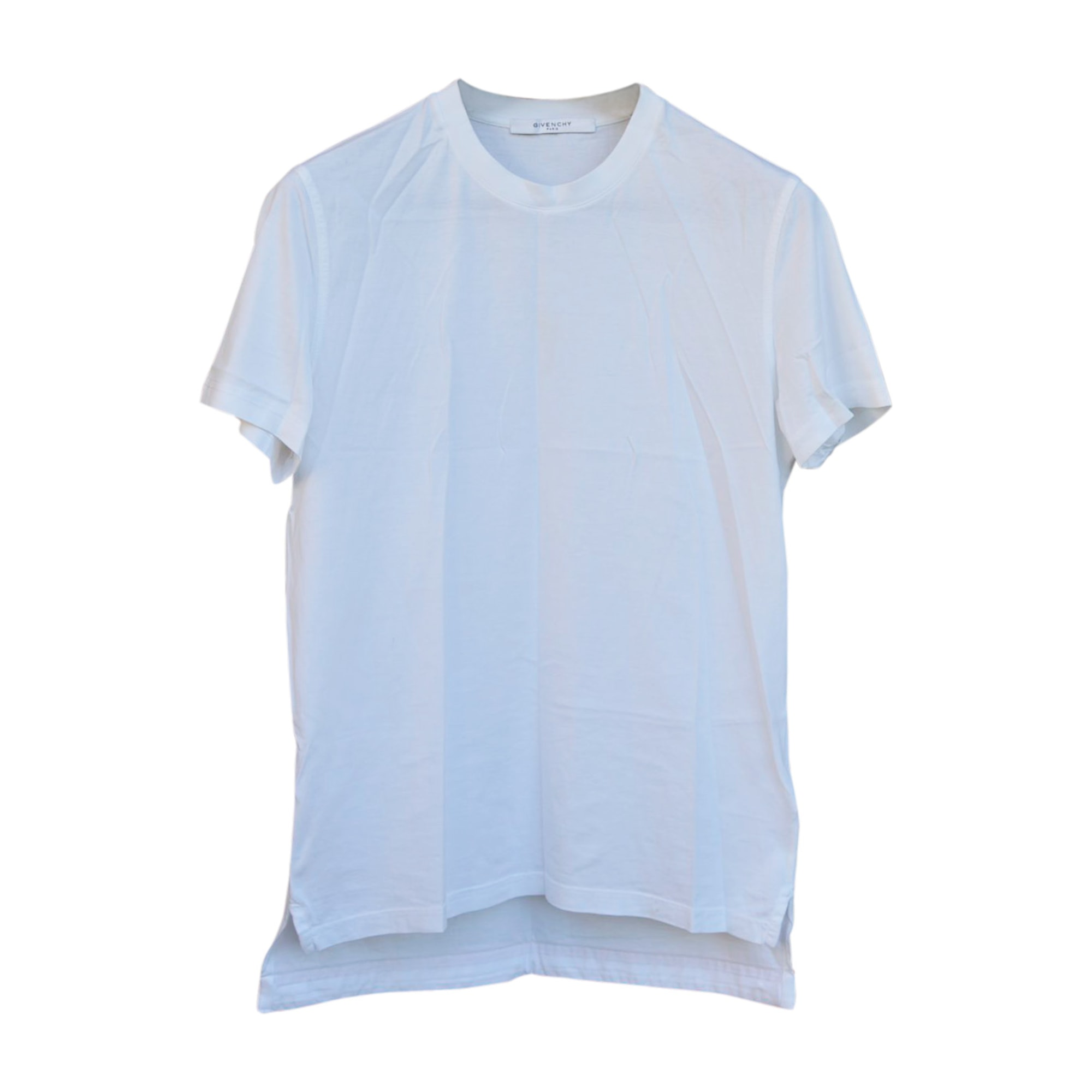 Tee-shirt GIVENCHY Blanc, blanc cassé, écru