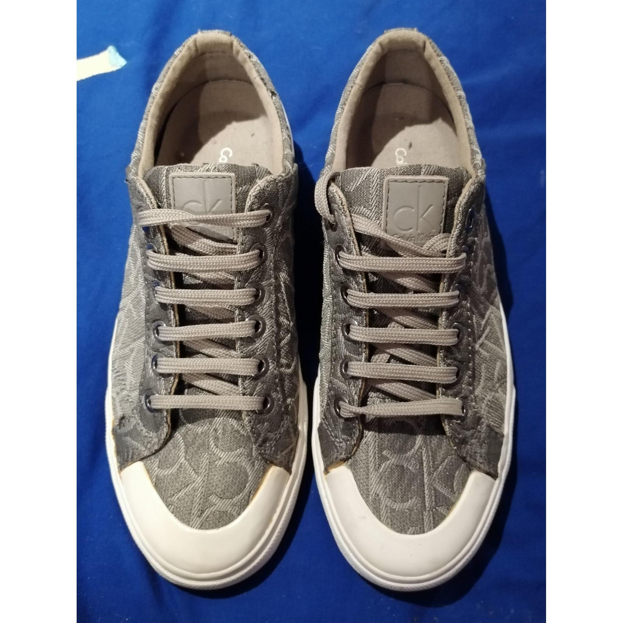 Chaussures à lacets  CALVIN KLEIN Vert
