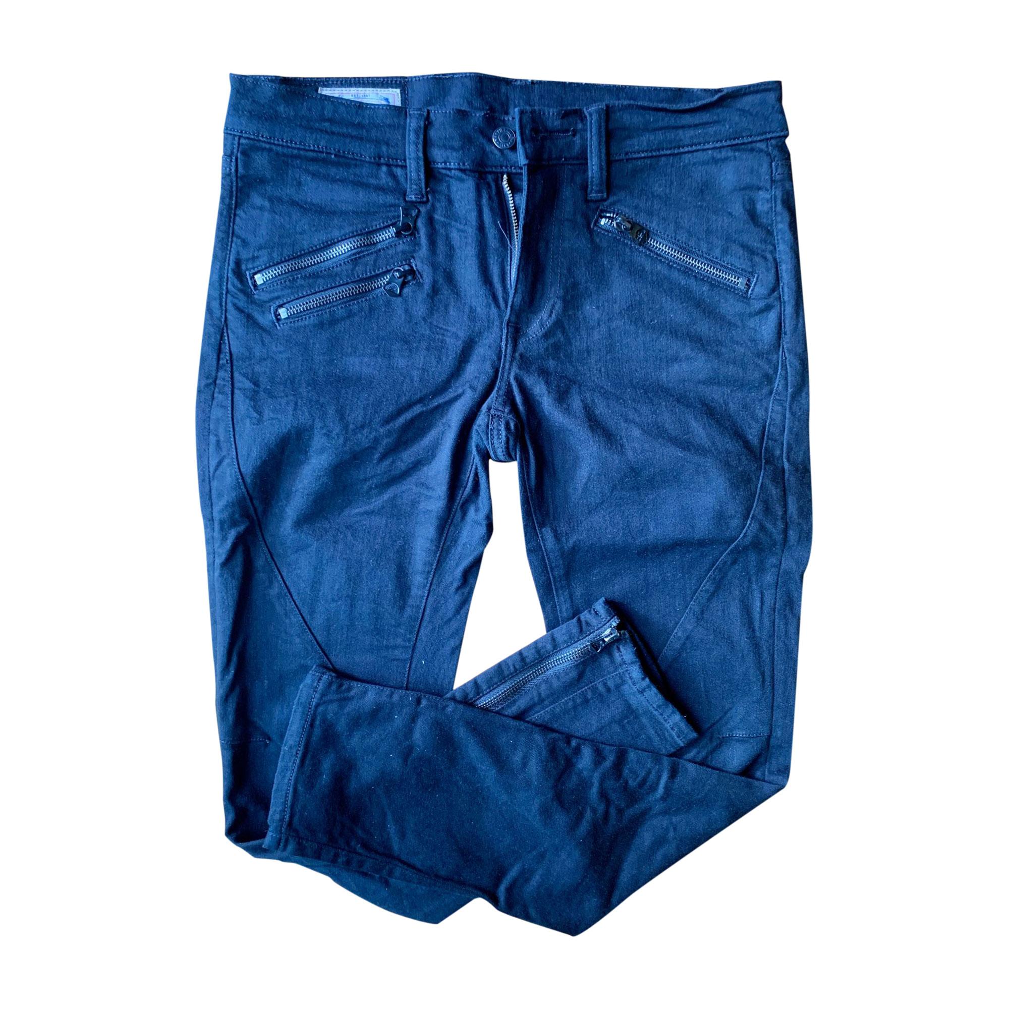 Jeans slim RALPH LAUREN Noir