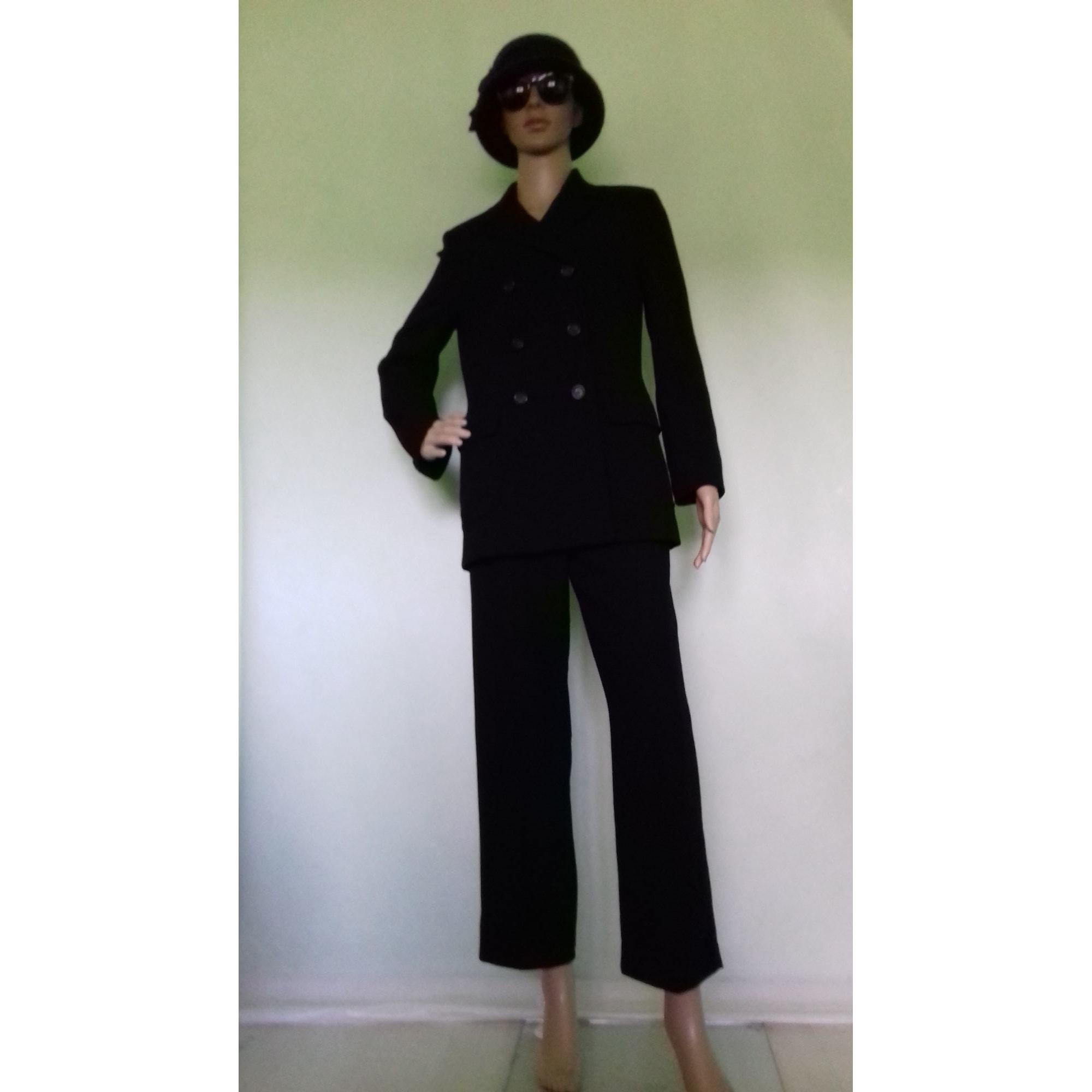 Tailleur pantalon WEEKEND MAX MARA Noir