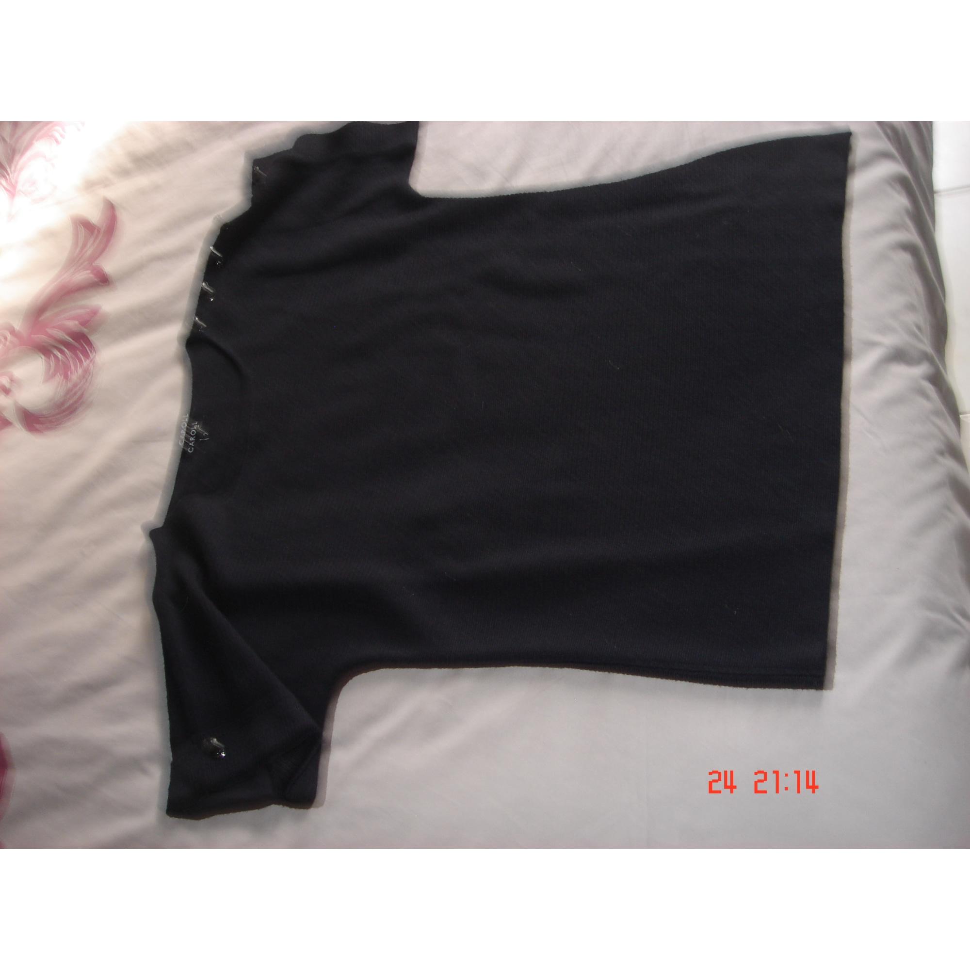 Tunique CAROLL Noir