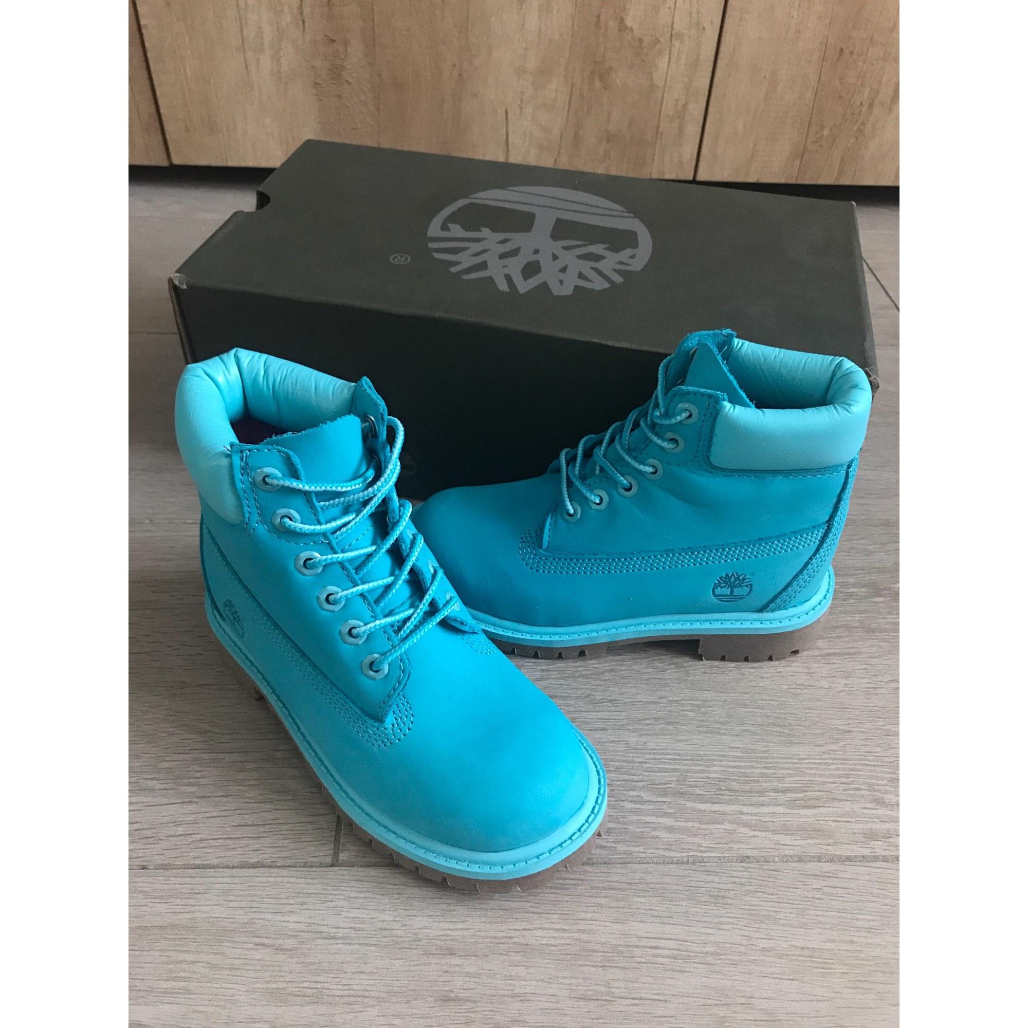 Chaussures à boucle TIMBERLAND Bleu, bleu marine, bleu turquoise