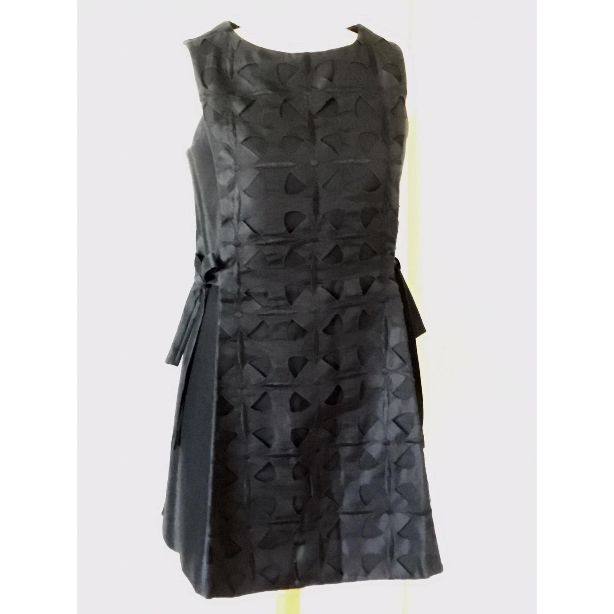 Robe courte MARQUE INCONNUE Noir