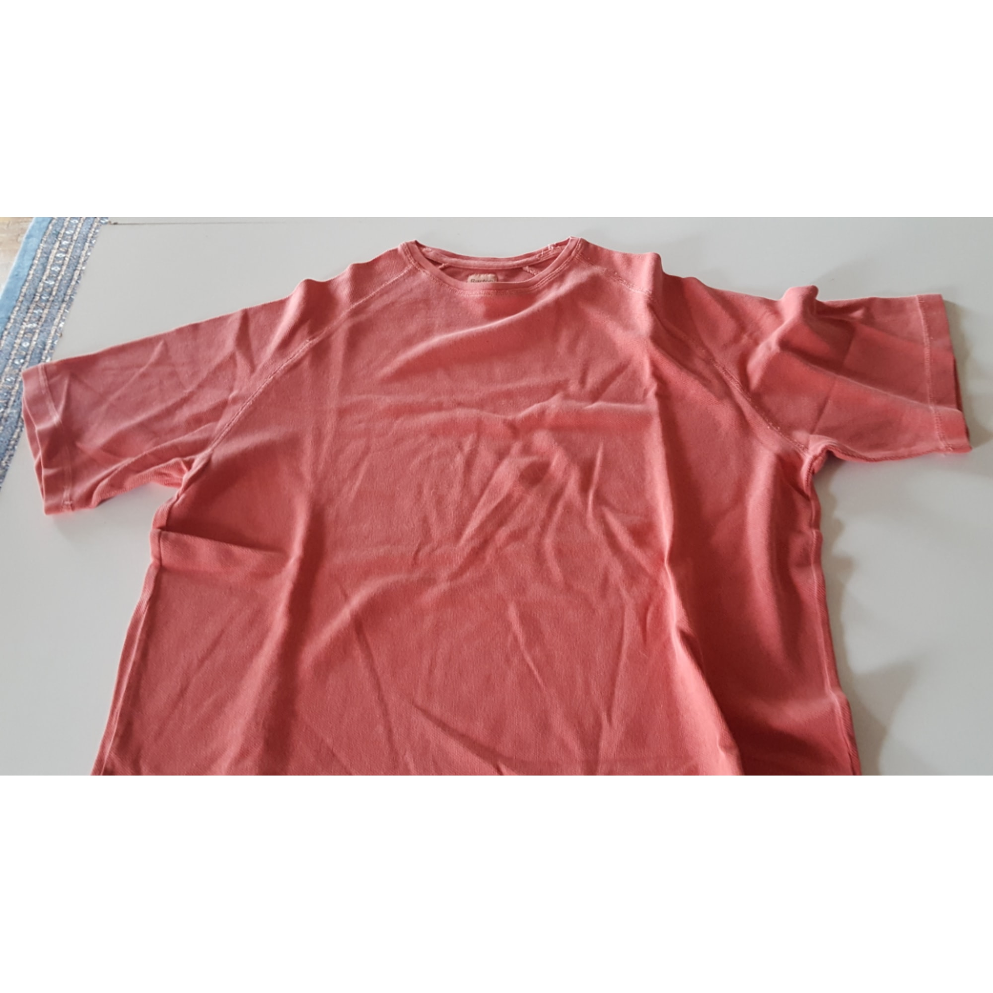 Top, tee-shirt BURTON Orange