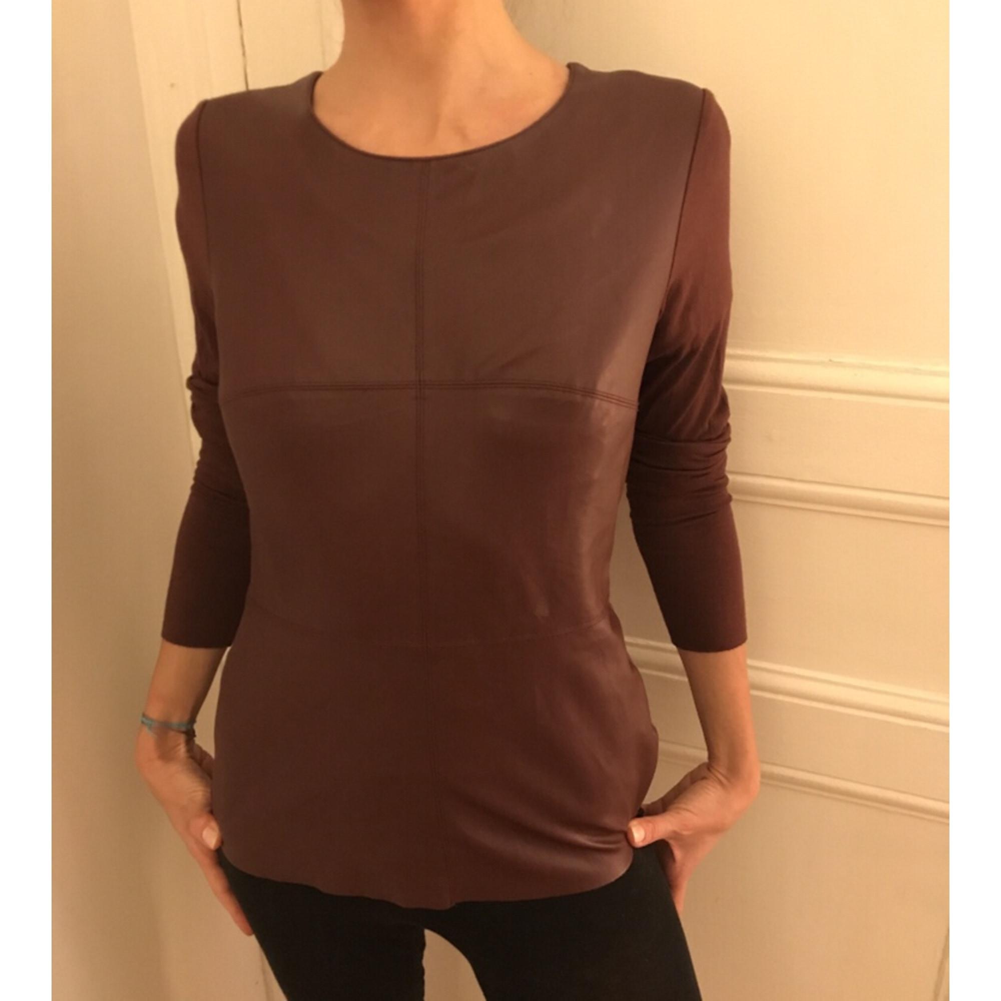 Top, tee-shirt BAILEY 44 Rouge, bordeaux