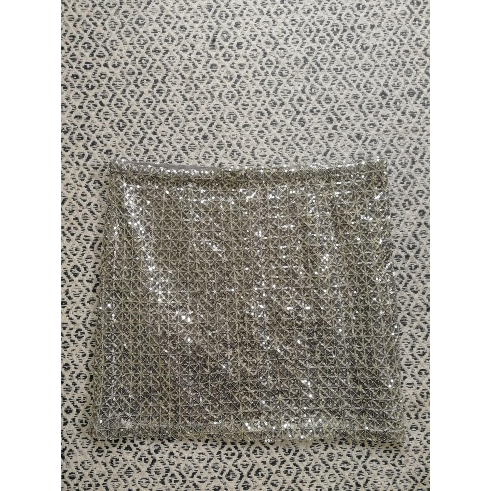 Jupe courte BY ZOE Doré, bronze, cuivre