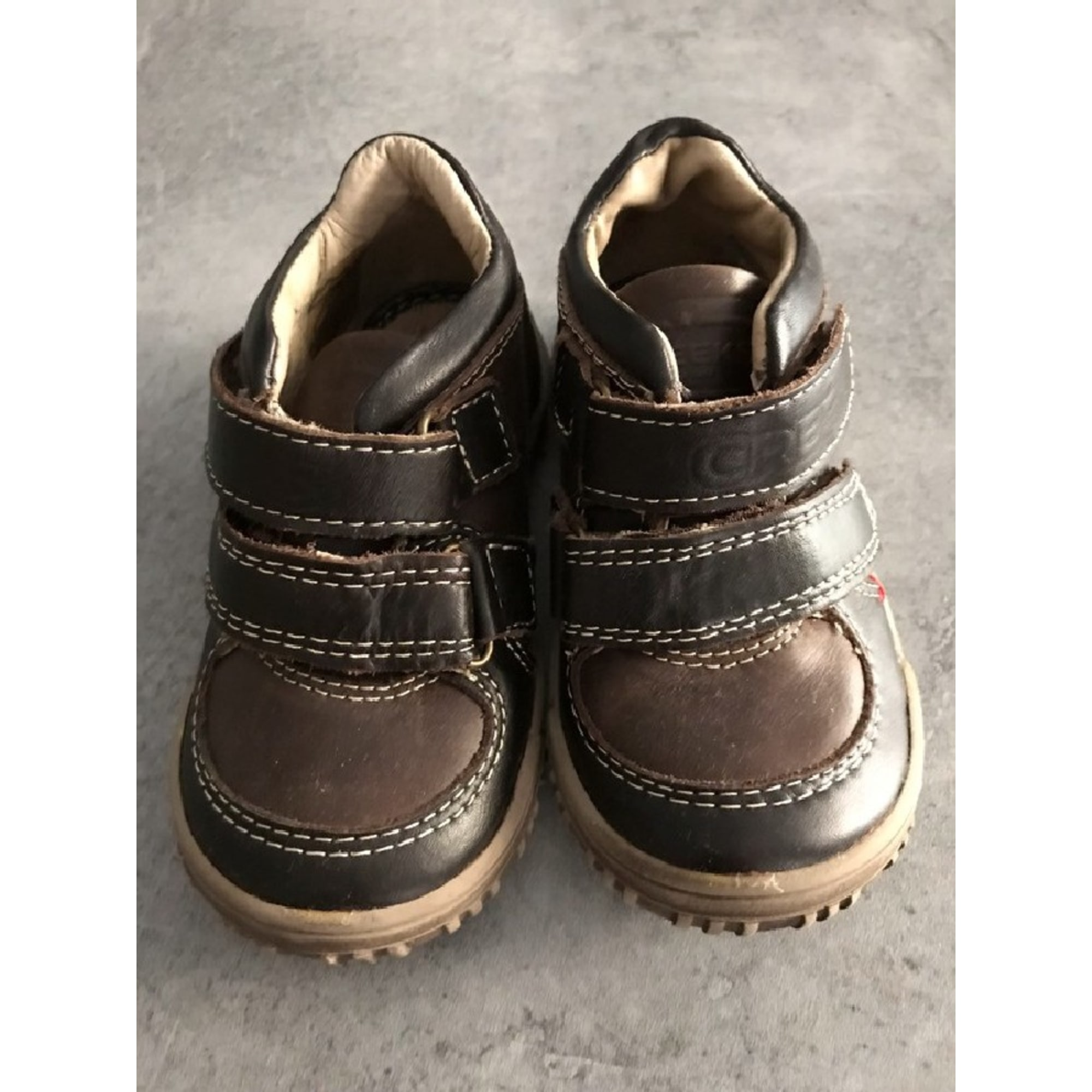 Ankle Boots CREEKS Brown