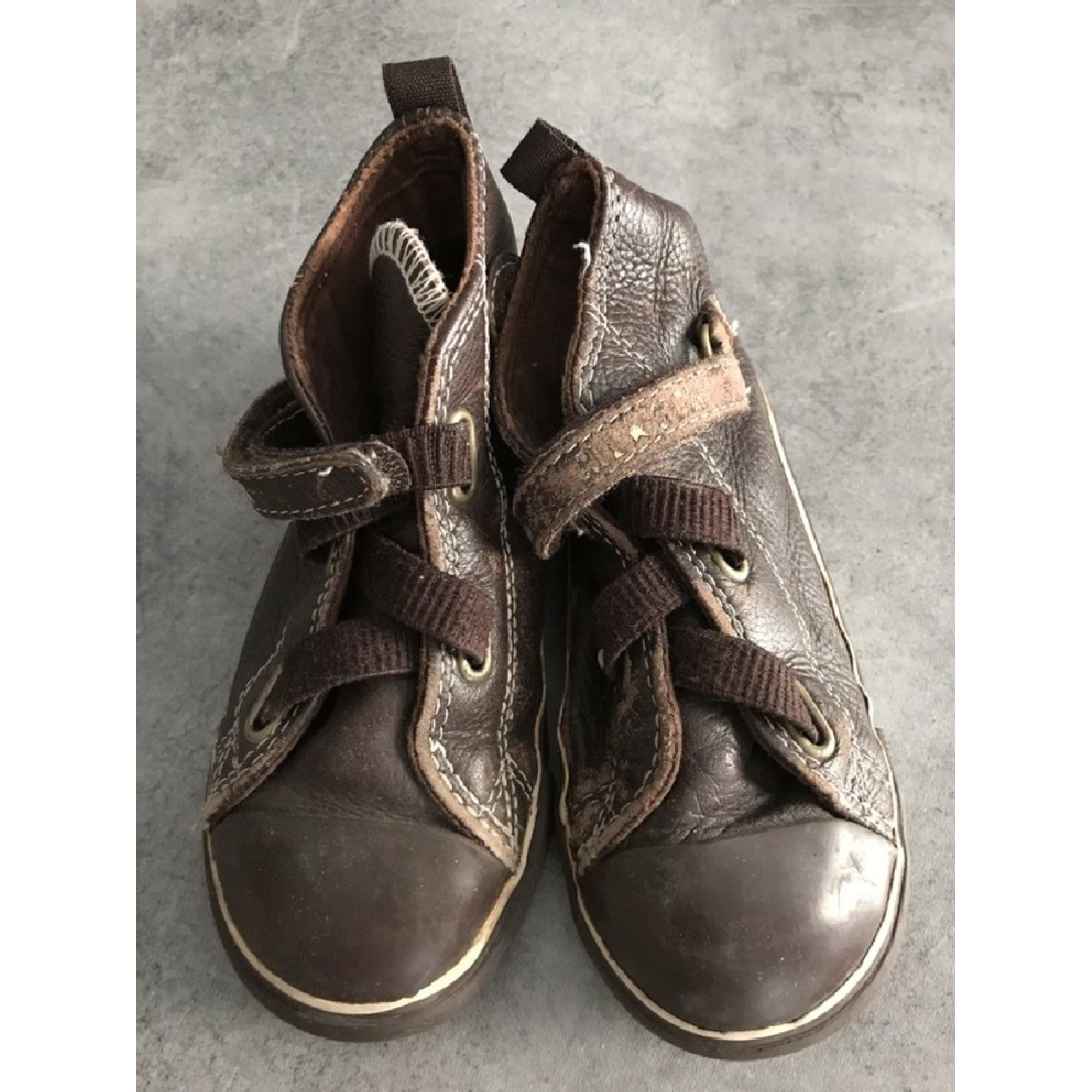 Ankle Boots CONVERSE Brown