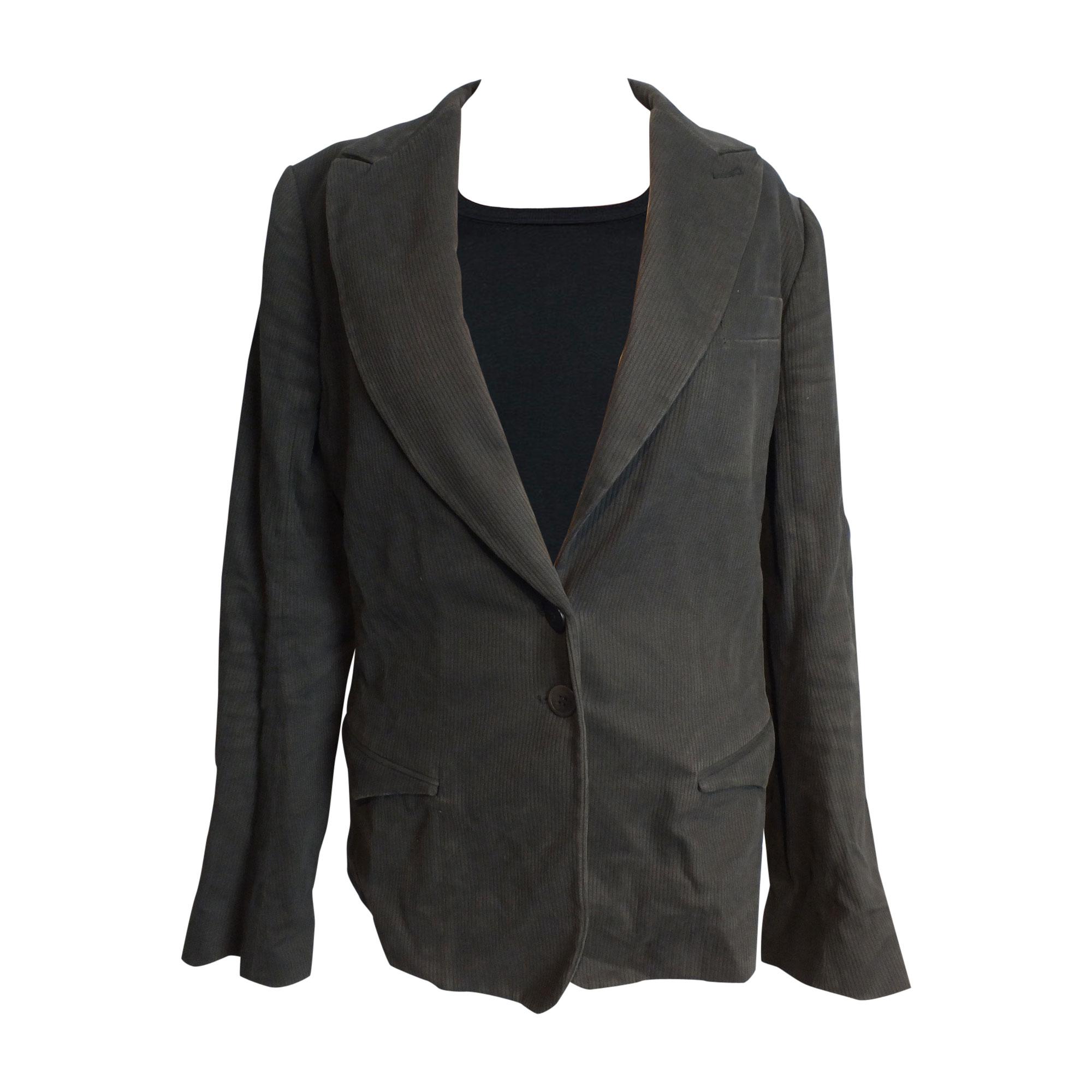Blazer, veste tailleur ISABEL MARANT ETOILE Gris, anthracite