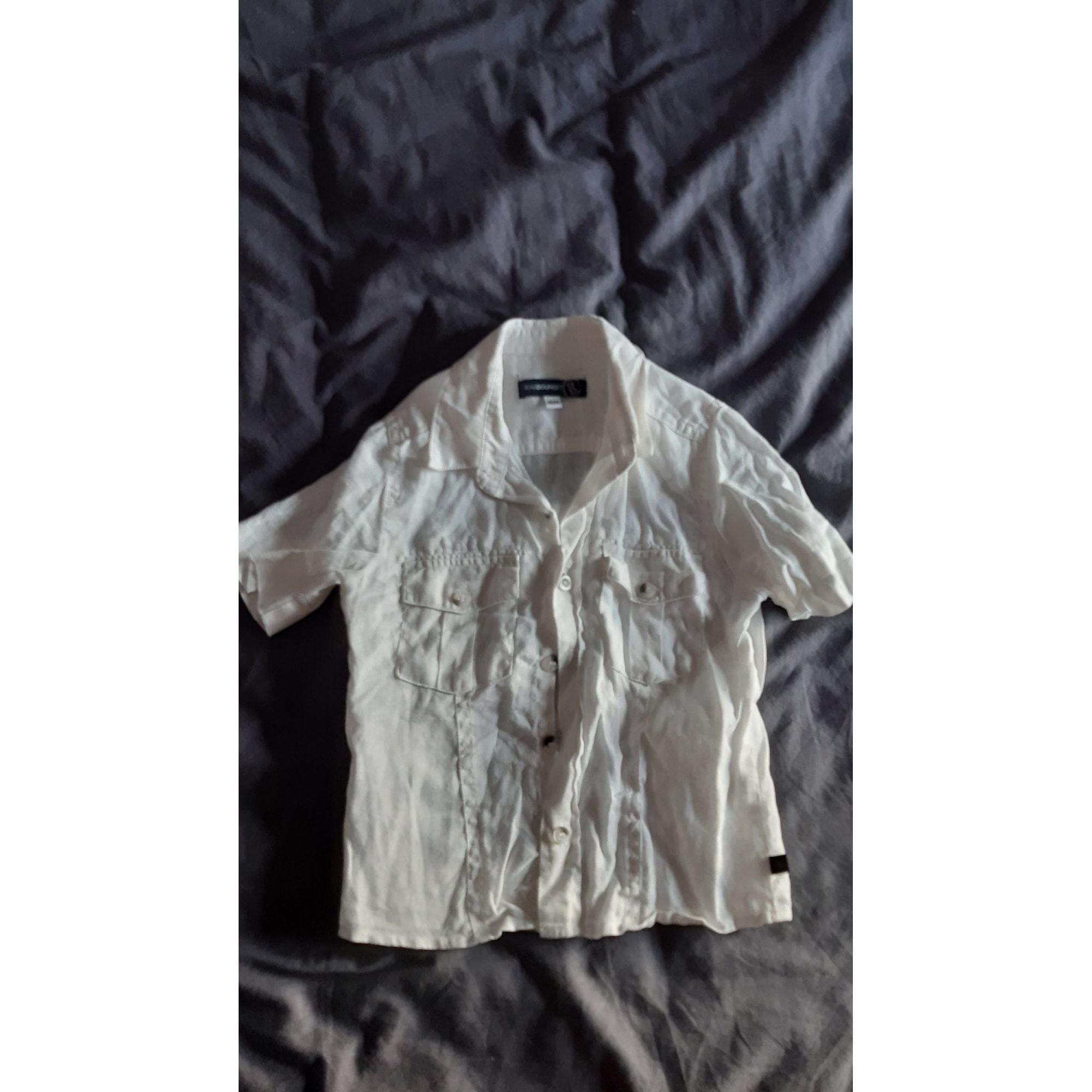 Chemisette JEAN BOURGET Blanc, blanc cassé, écru