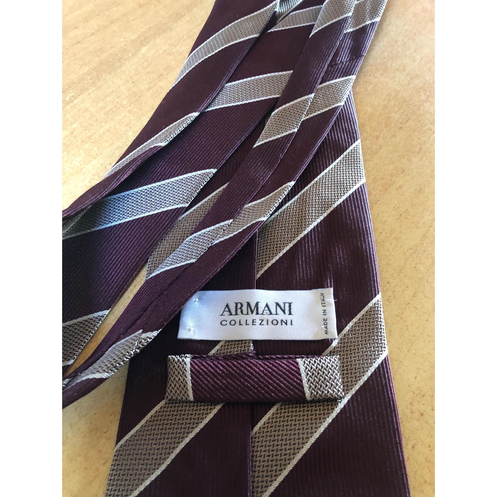 Cravate ARMANI Multicouleur