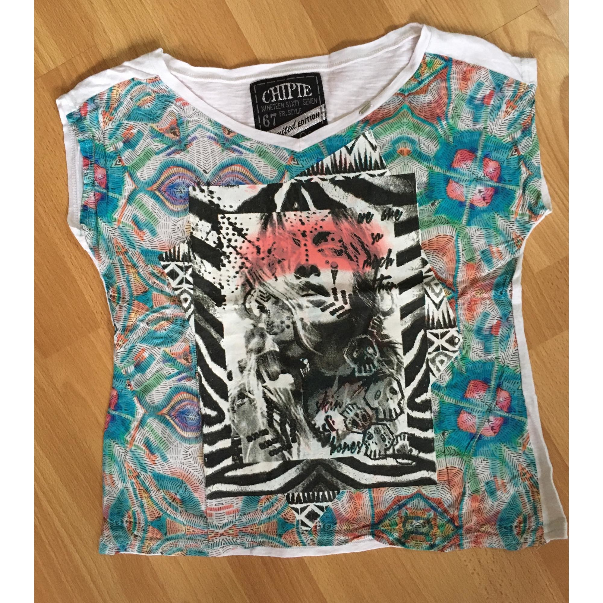 Top, Tee-shirt CHIPIE Multicouleur
