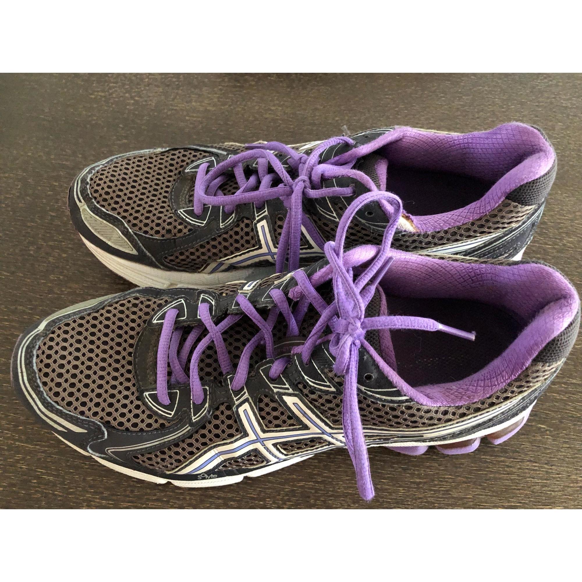 Chaussures de sport ASICS Violet, mauve, lavande