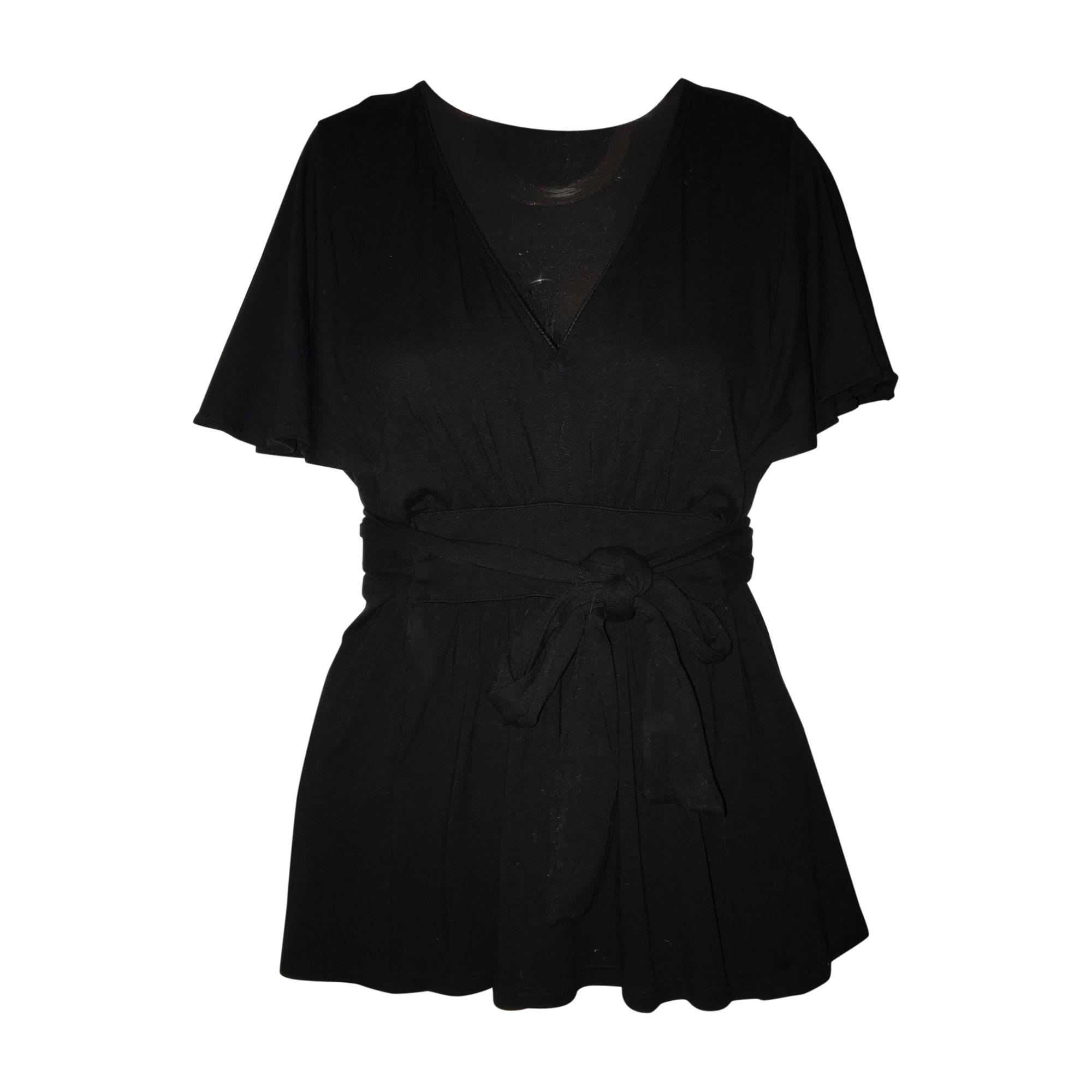 Top, tee-shirt ISABEL MARANT Noir