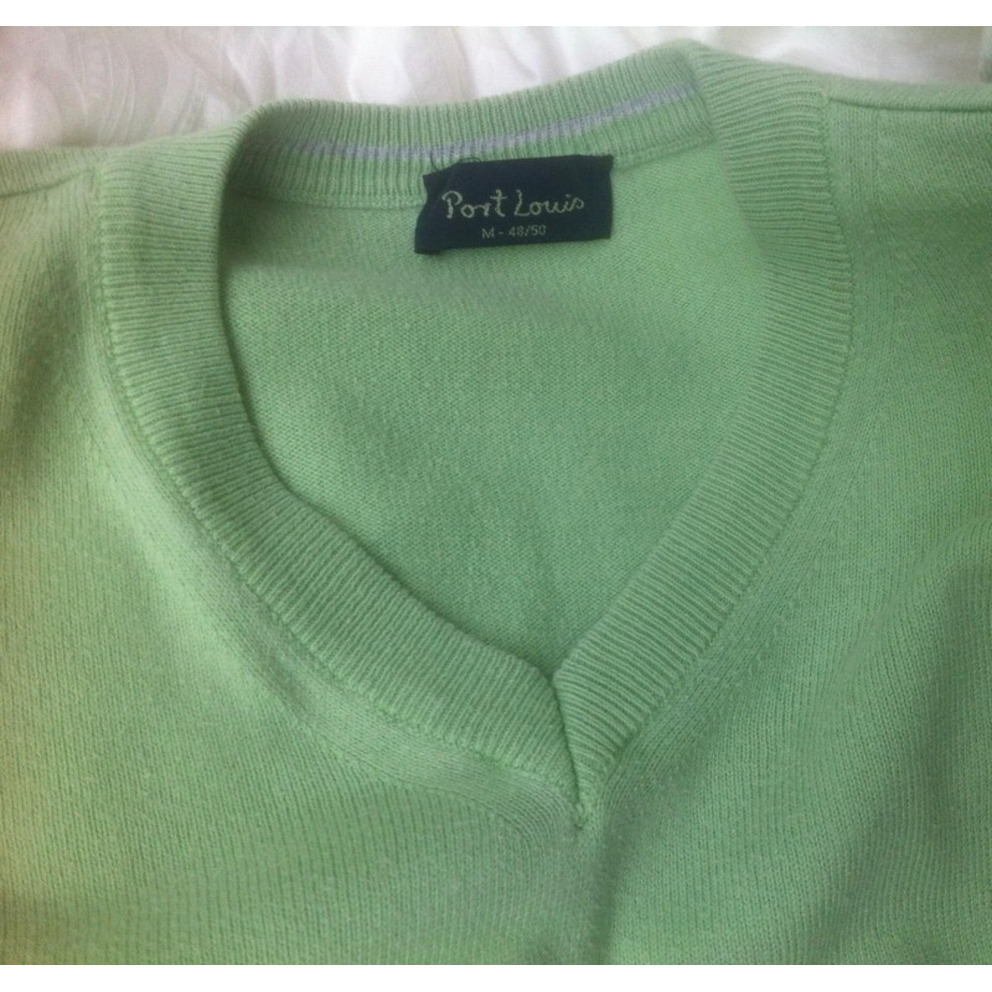 Pull PORT LOUIS Vert