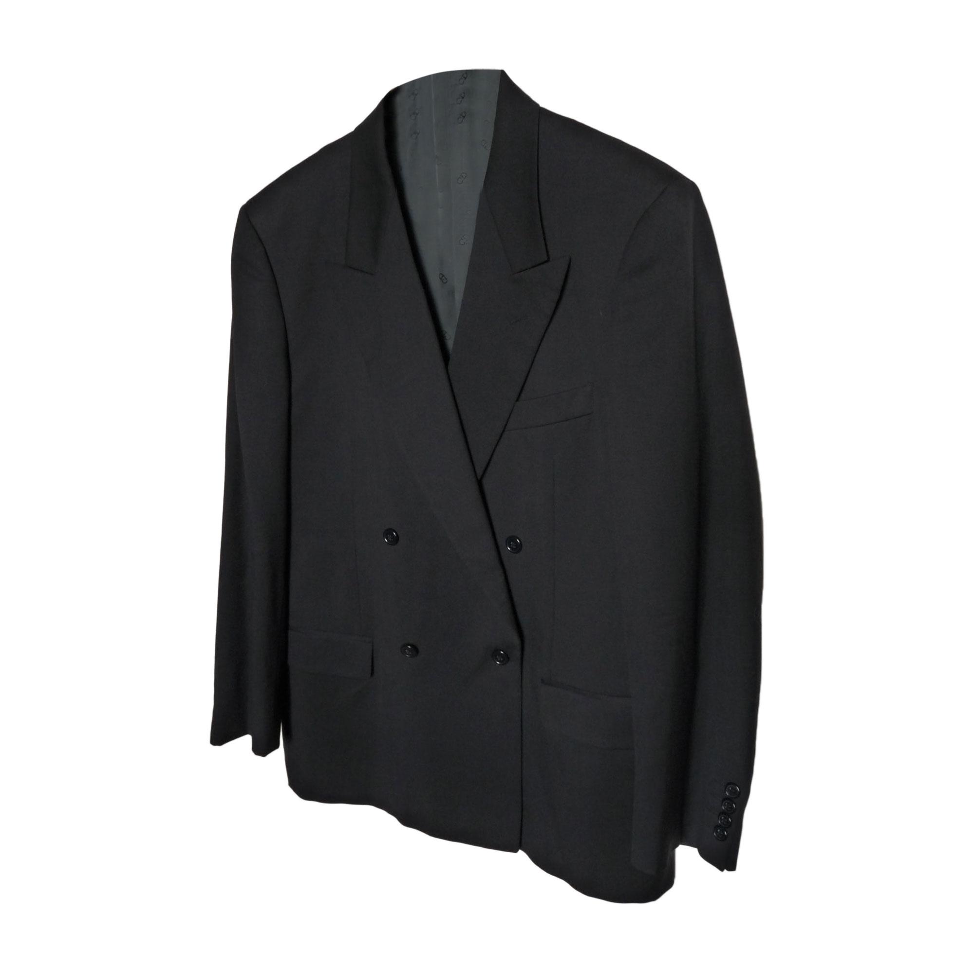 Veste de costume DIOR HOMME Noir