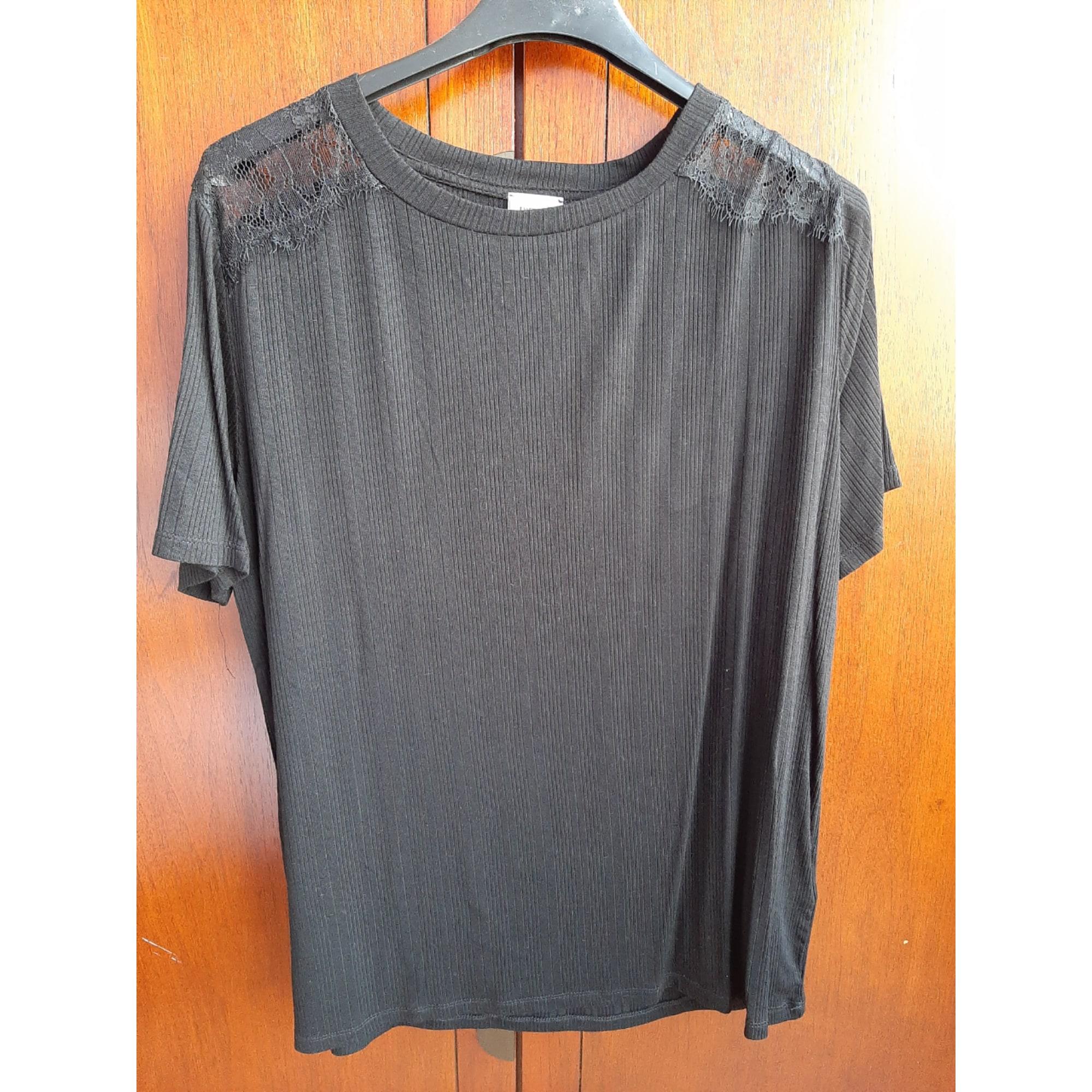 Top, tee-shirt PIMKIE Noir