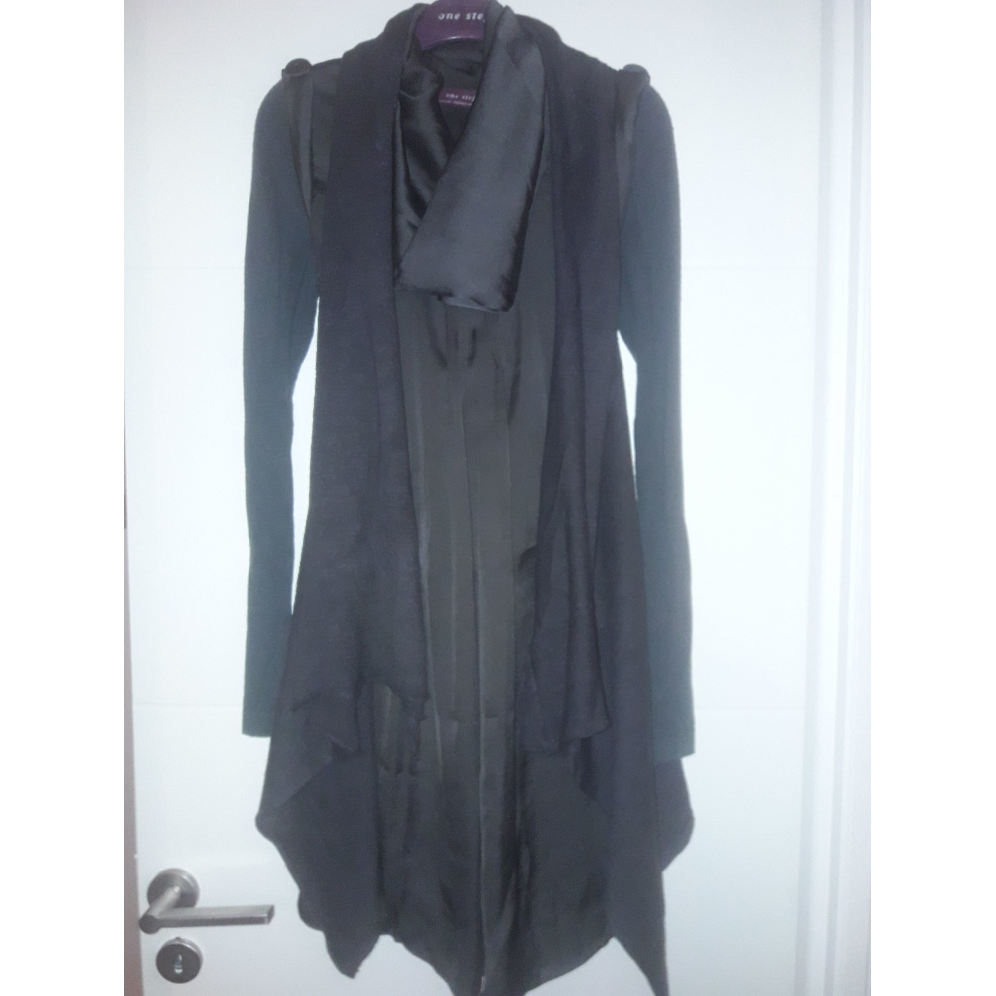 Robe courte ONE STEP Gris, anthracite