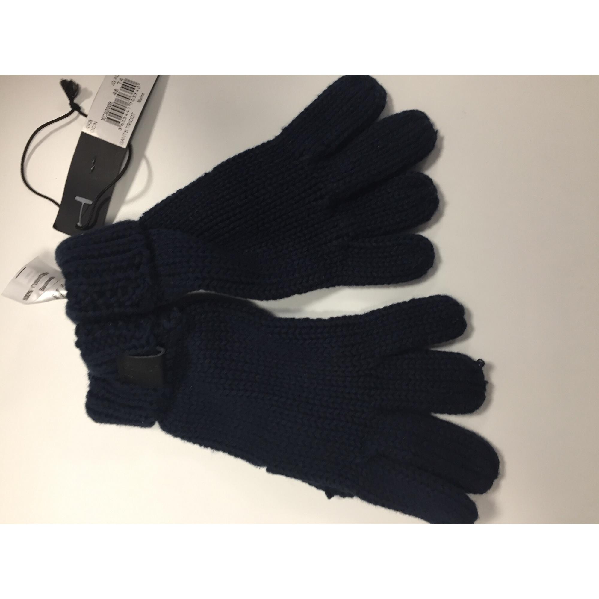 Handschuhe IKKS Blau, marineblau, türkisblau