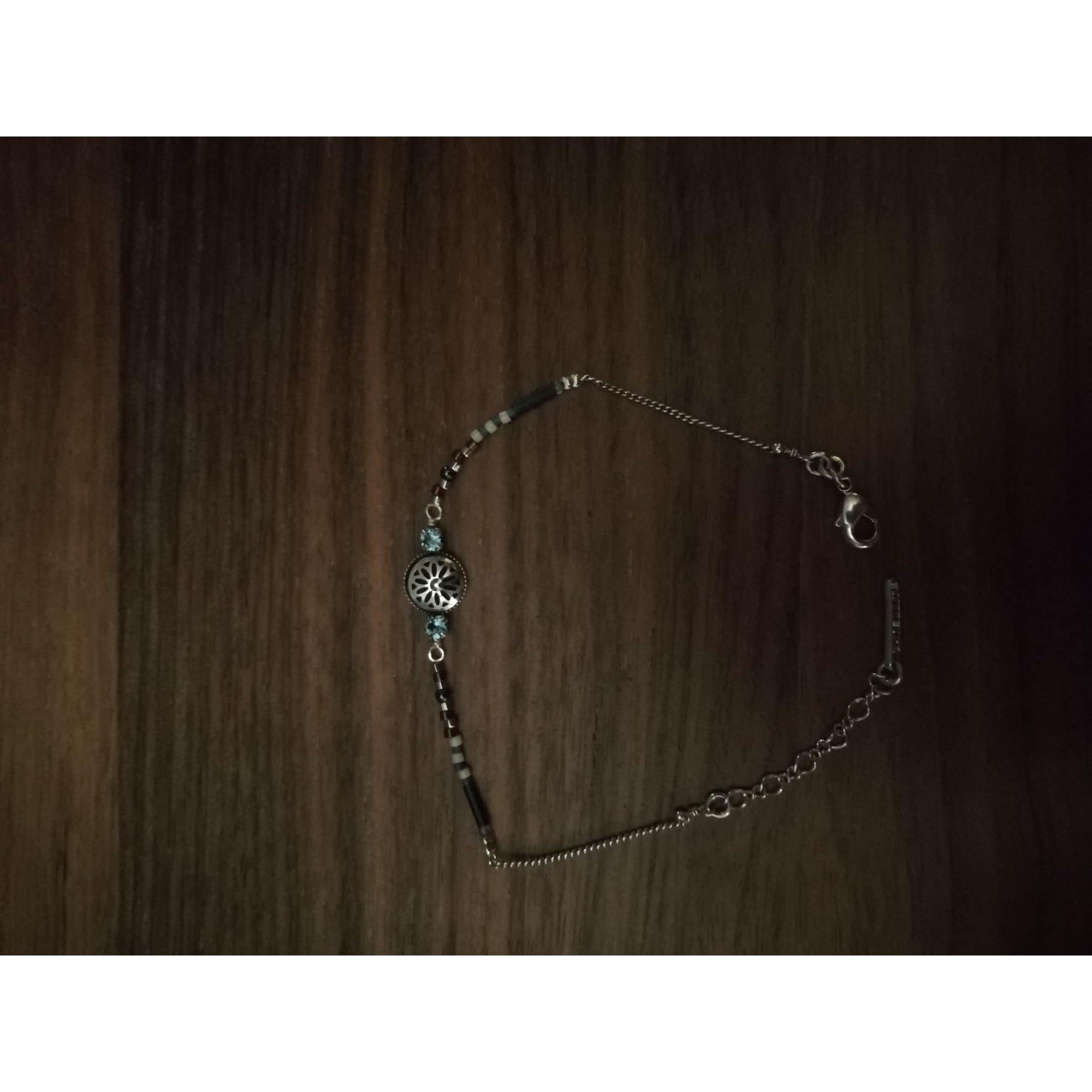 Bracelet SATELLITE Argenté, acier
