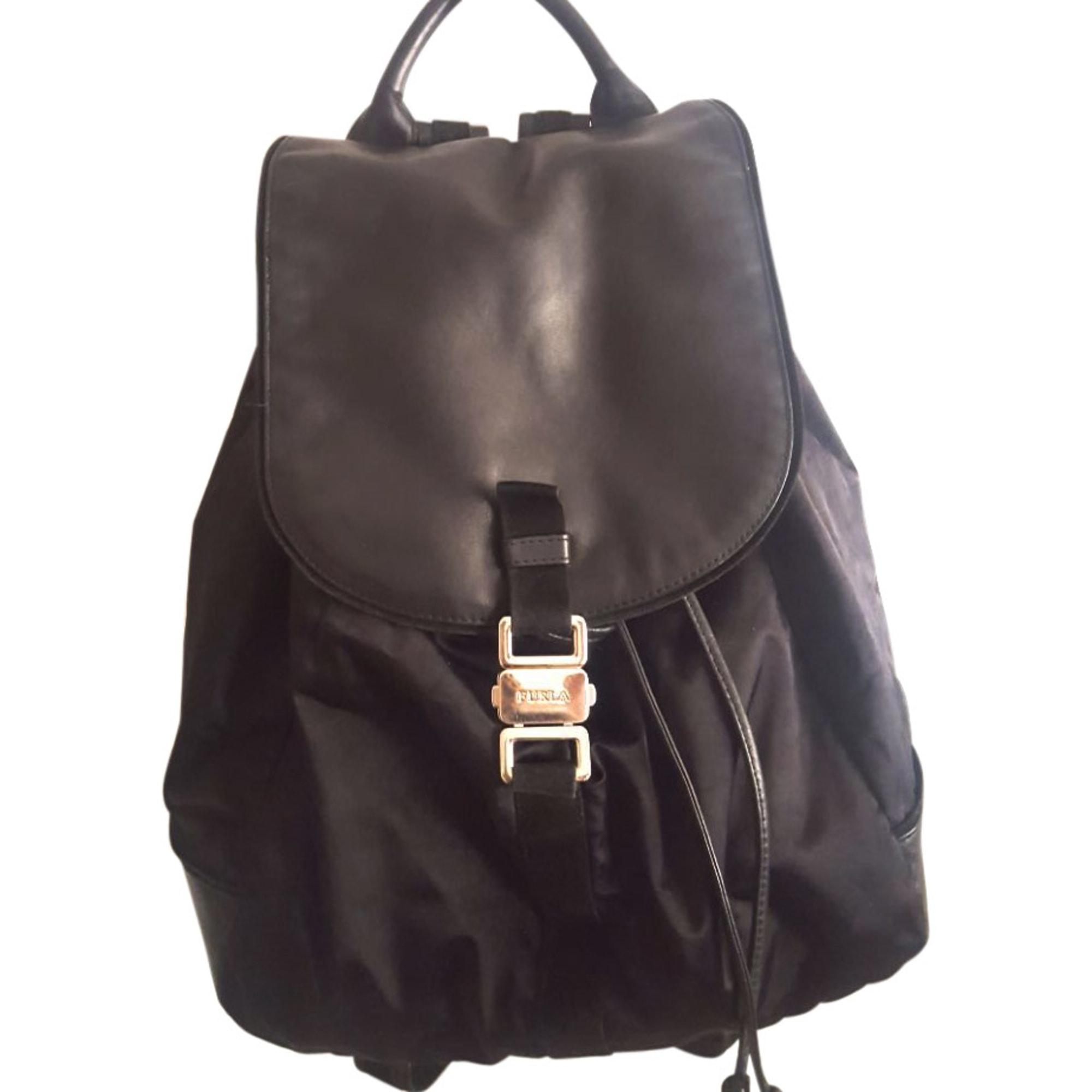 Backpack FURLA Black