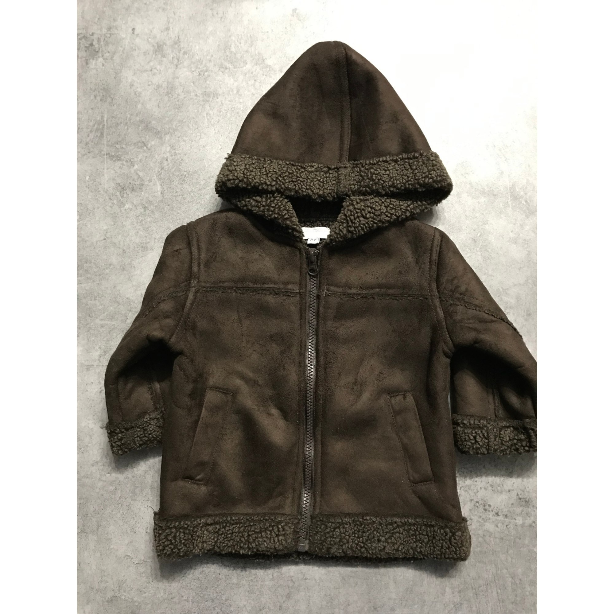 Manteau KIMBALOO Marron