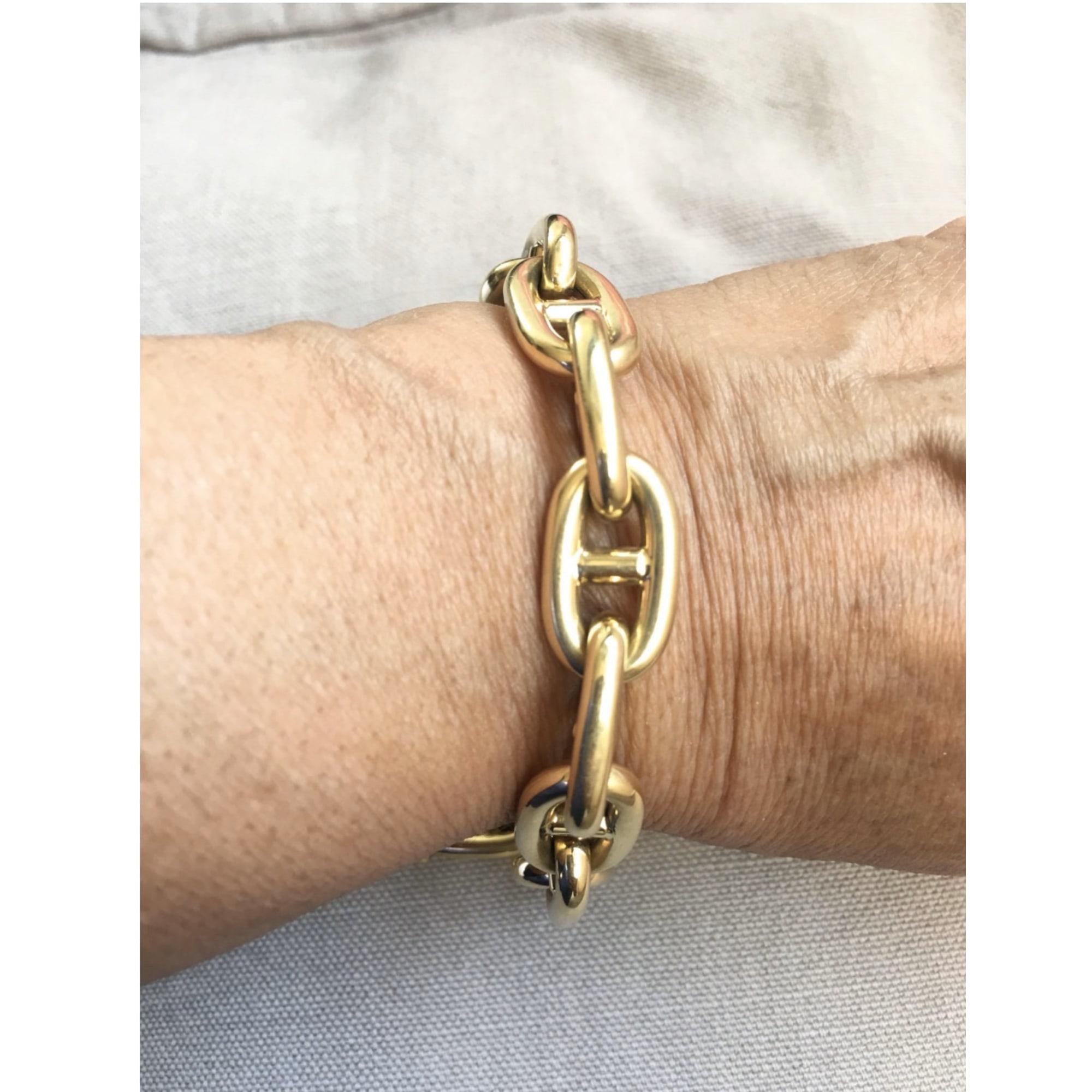 Bracelet MARQUE INCONNUE Jaune