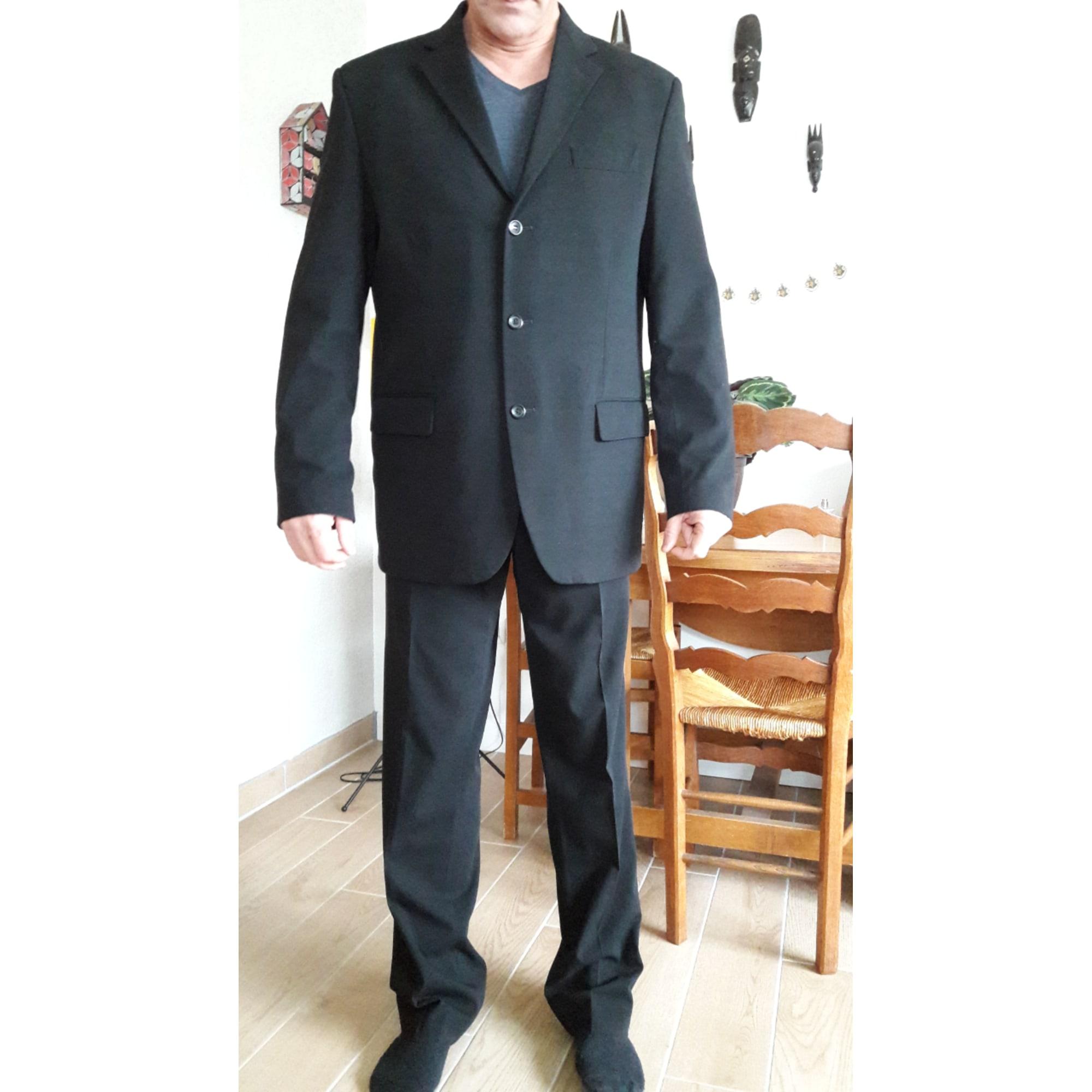 Costume complet LAURENT CERRER Noir