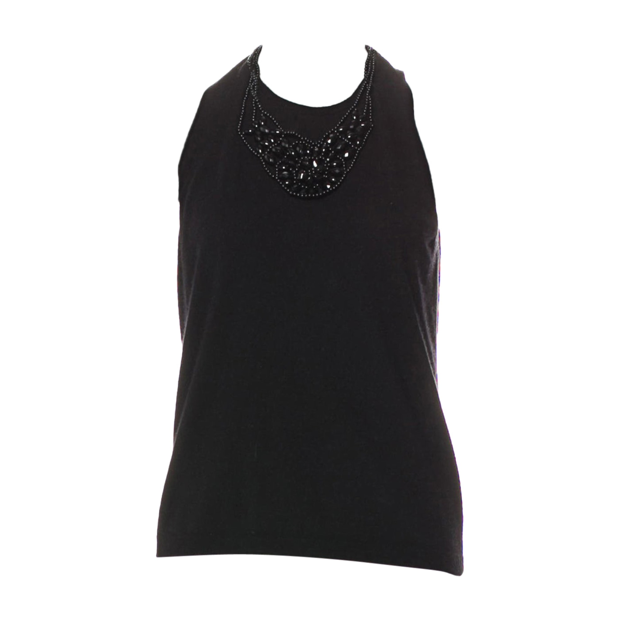 Top, tee-shirt CÉLINE Noir