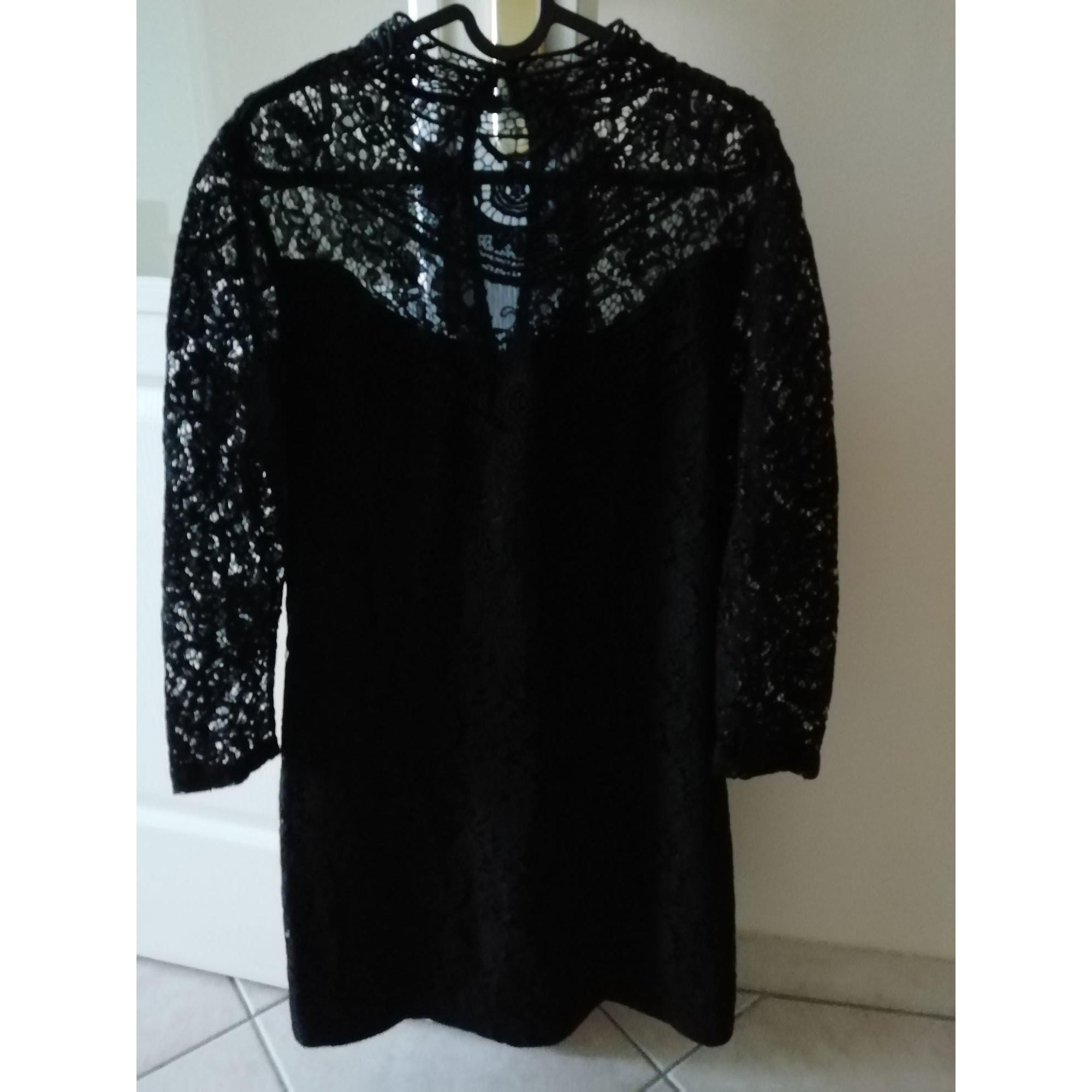 Robe courte PROMOD Noir
