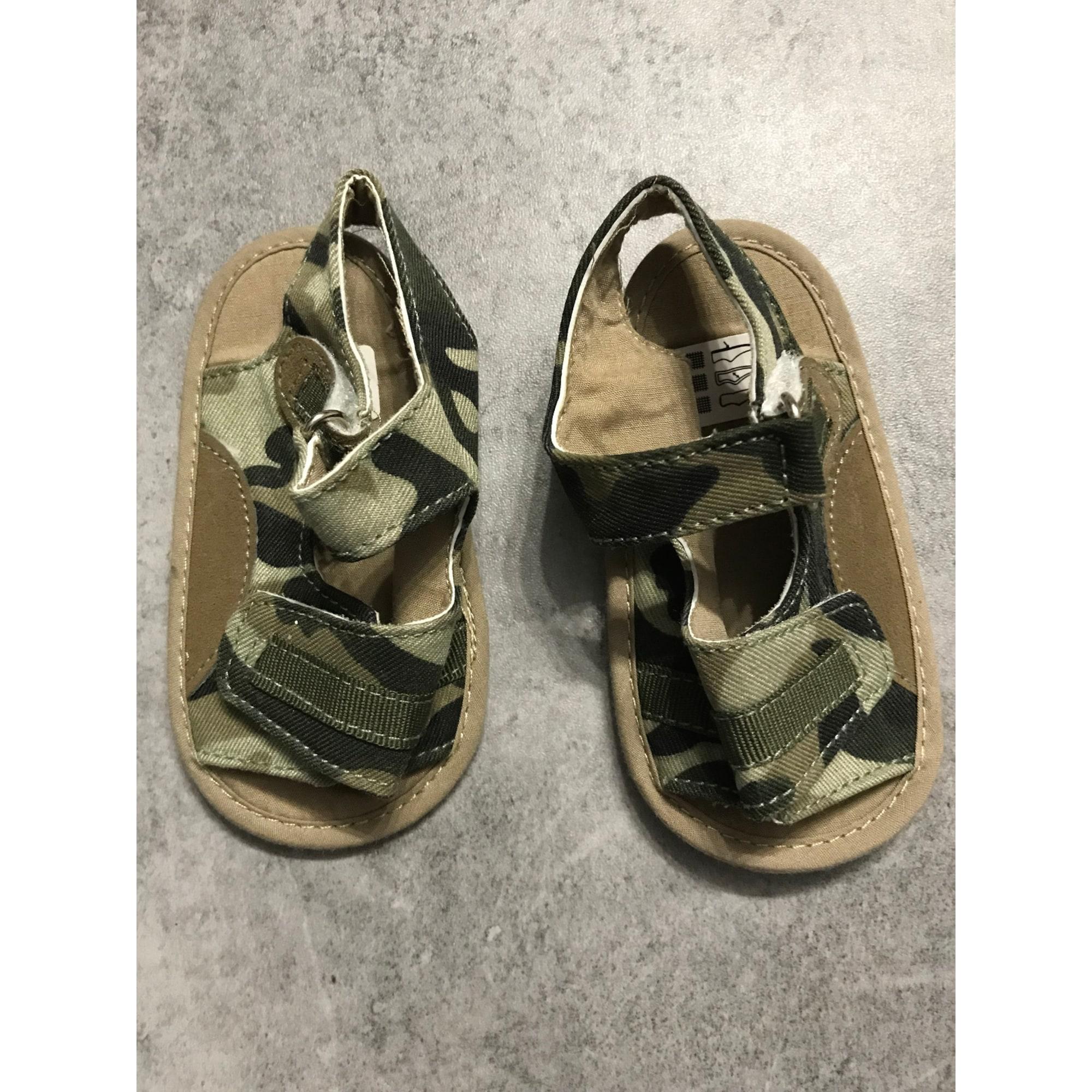 Sandals WAELFA Green